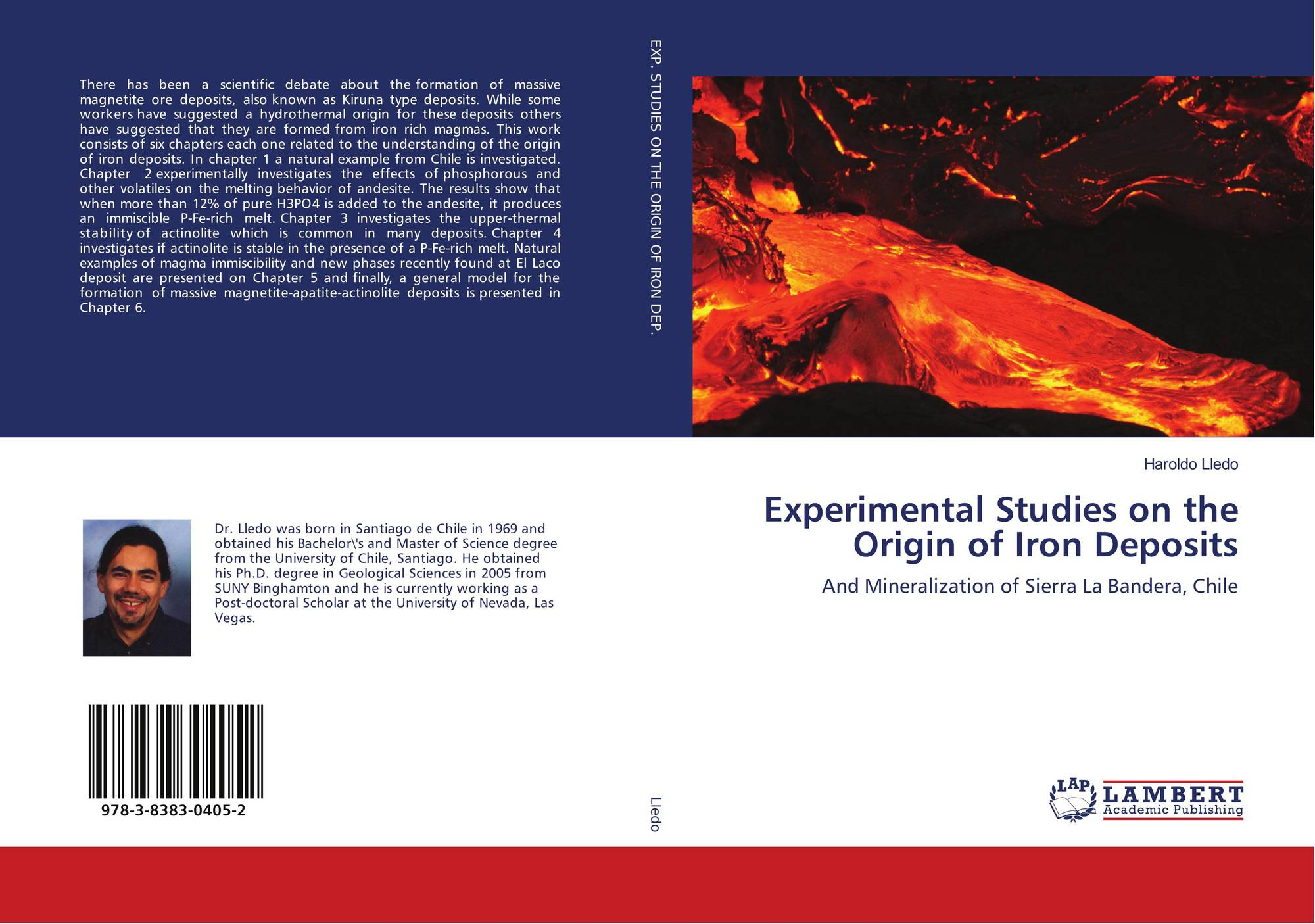 Origin Of Iron ~ Experimental studies on the origin of iron deposits