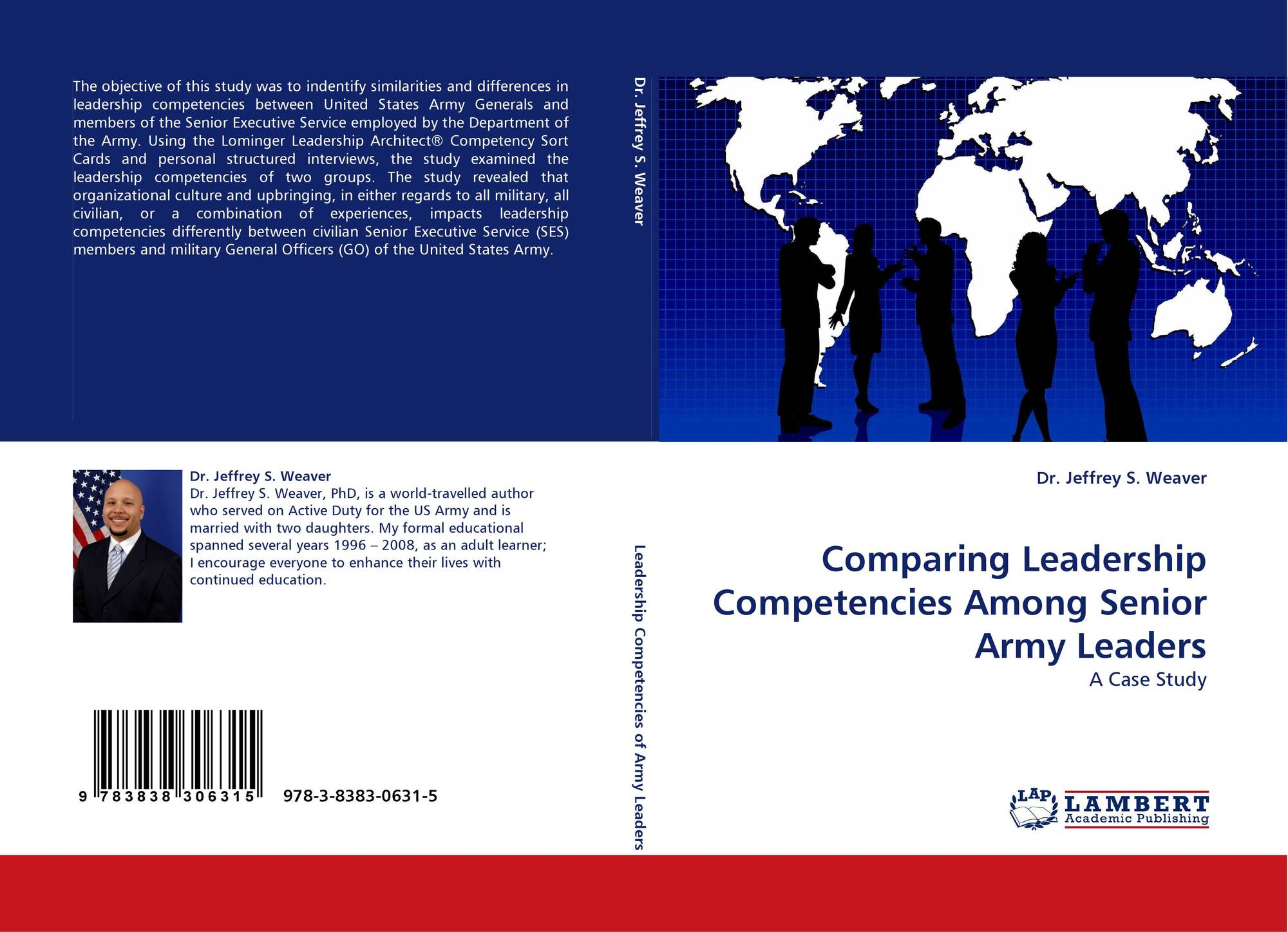 army leadership competencies essay Once the concept of toxic leadership dawned upon the military,  but ignores the  other leader competency categories of leads and develops.