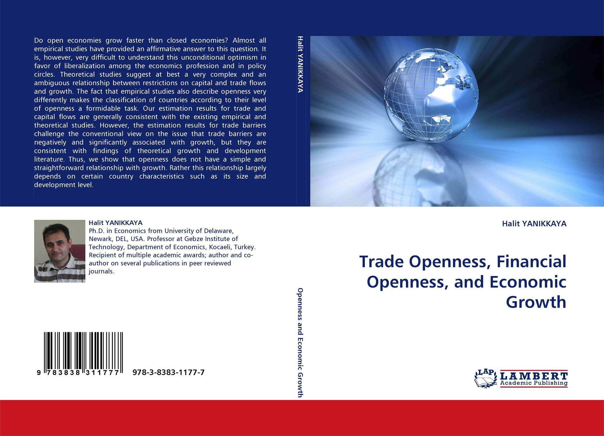 effect of trade openness on economic growth economics essay The econometric model that assesses the effects of trade openness on economic growth effects of trade on economic growth growth models†, economics papers.