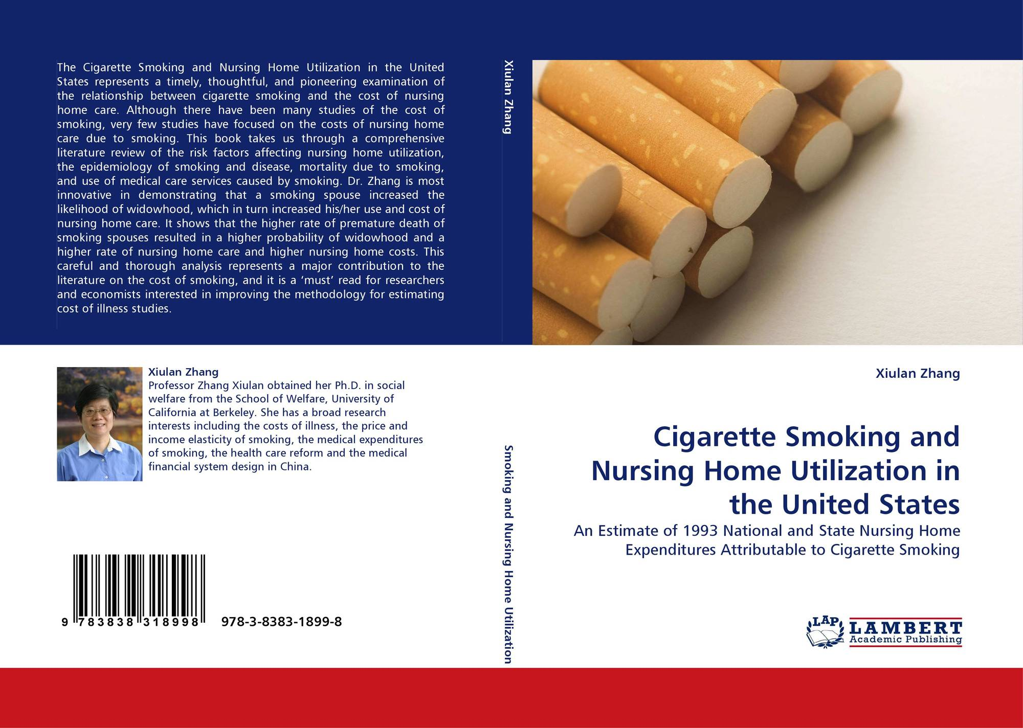 Cigarette Smoking and Nursing Home Utilization in the United States