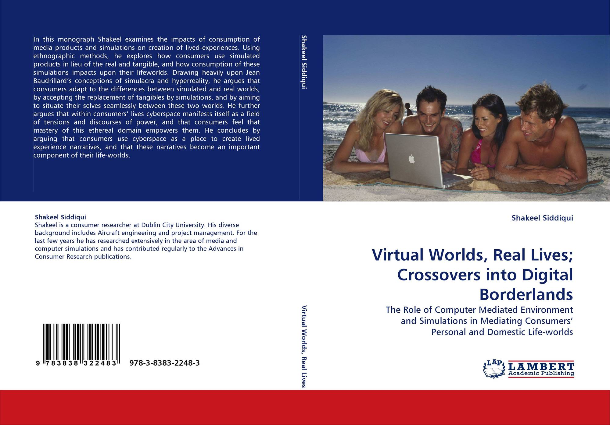 living digitally embodiment in virtual worlds