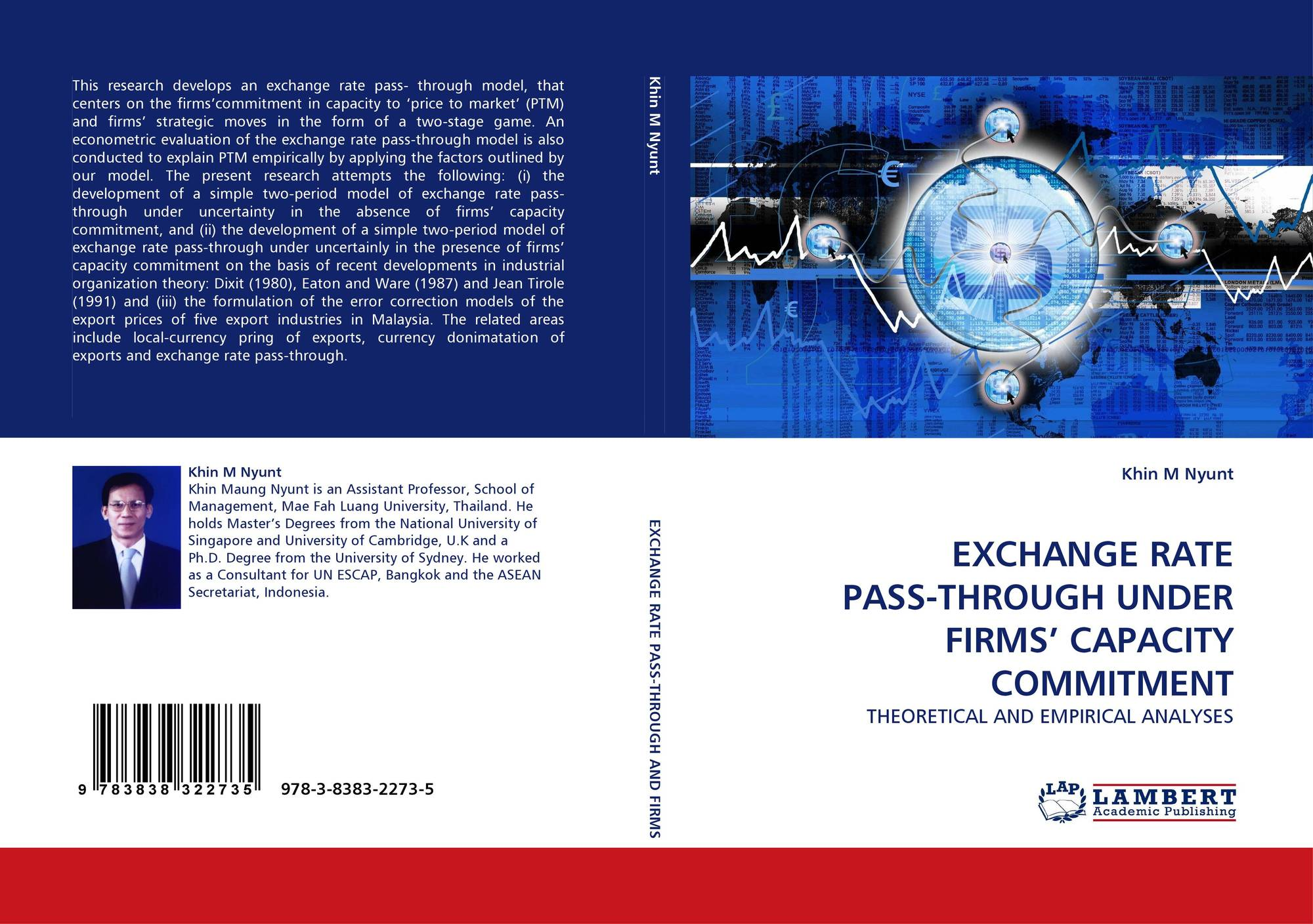 thesis on exchange rate pass through Asymmetric and non-linear exchange rate pass-through: an empirical analysis for six different countries master thesis erasmus university rotterdam.