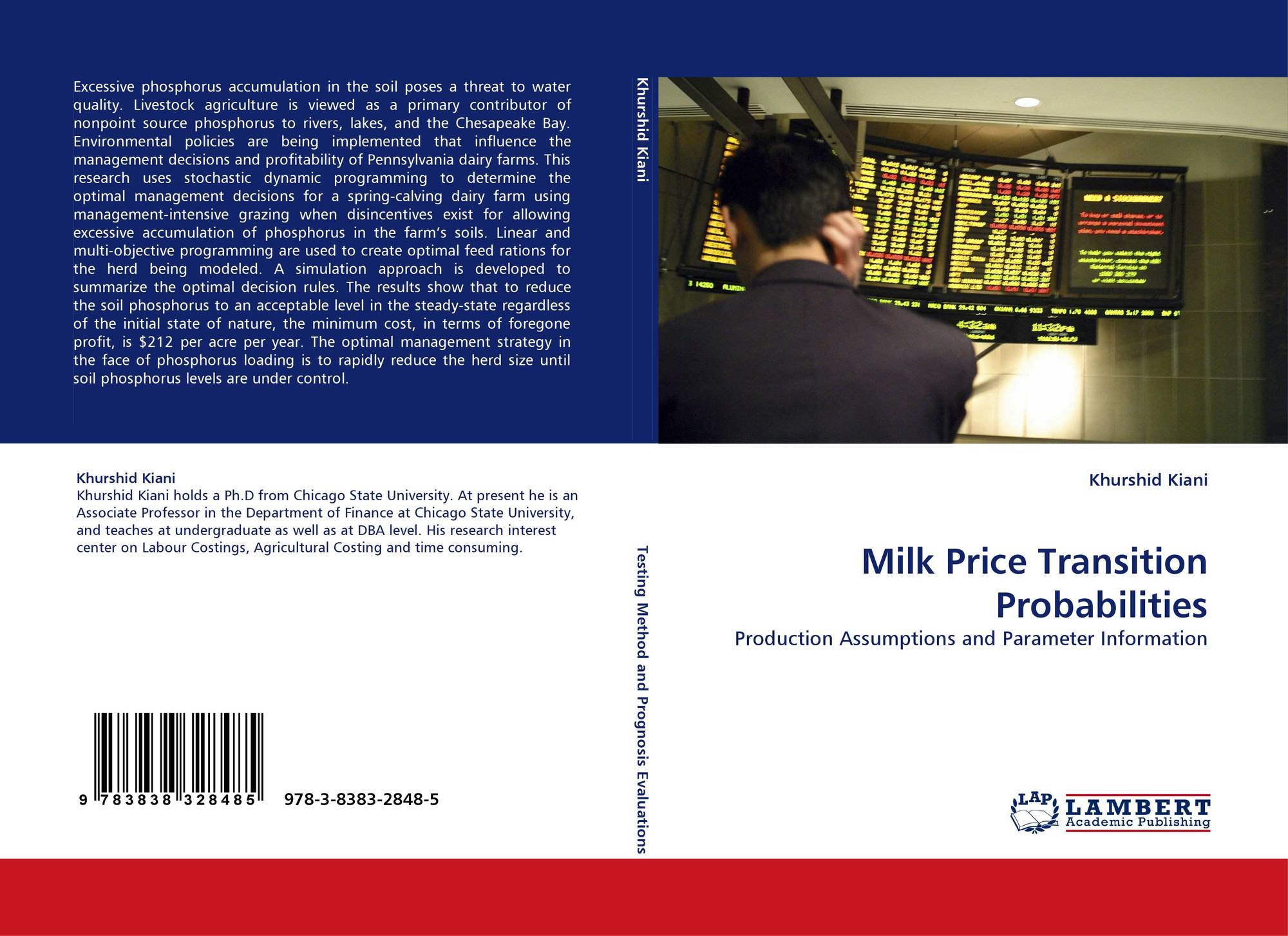 milk production linear programing Lesson 14: transportation models  • how can we convert a transportation problem into a linear  the sources of supply can be production facilities.