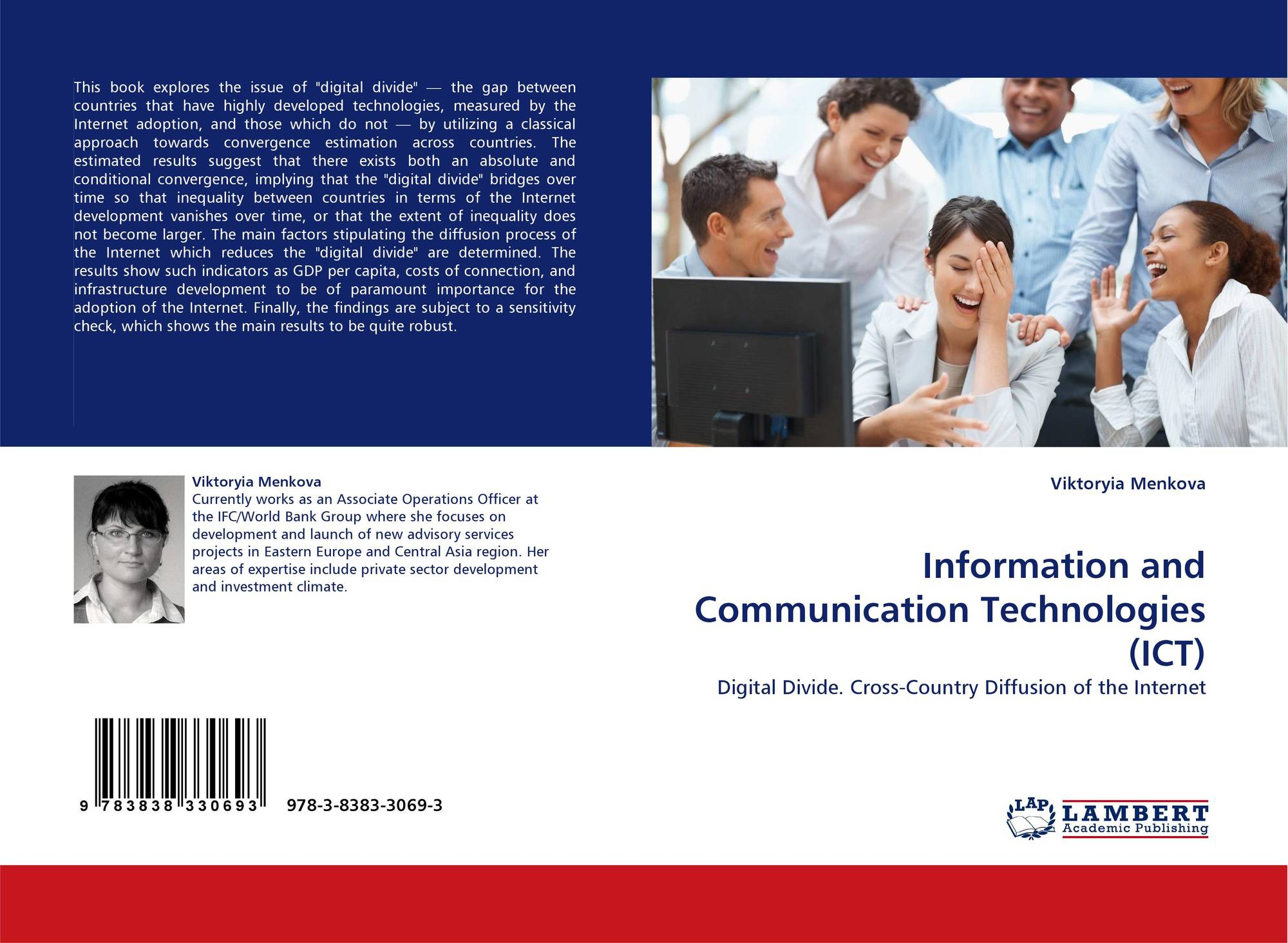 a chapter by chapter critique of the first draft of information and communication techologies ict po Harmonizing cyberlaws and regulations: the first paragraph for chapter 6 read the development implications of information and communication technologies.