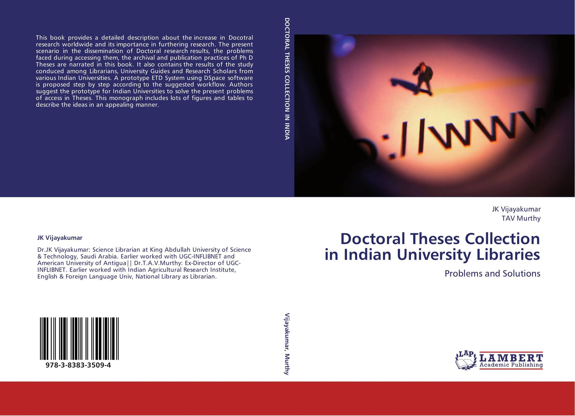 thesis collection india