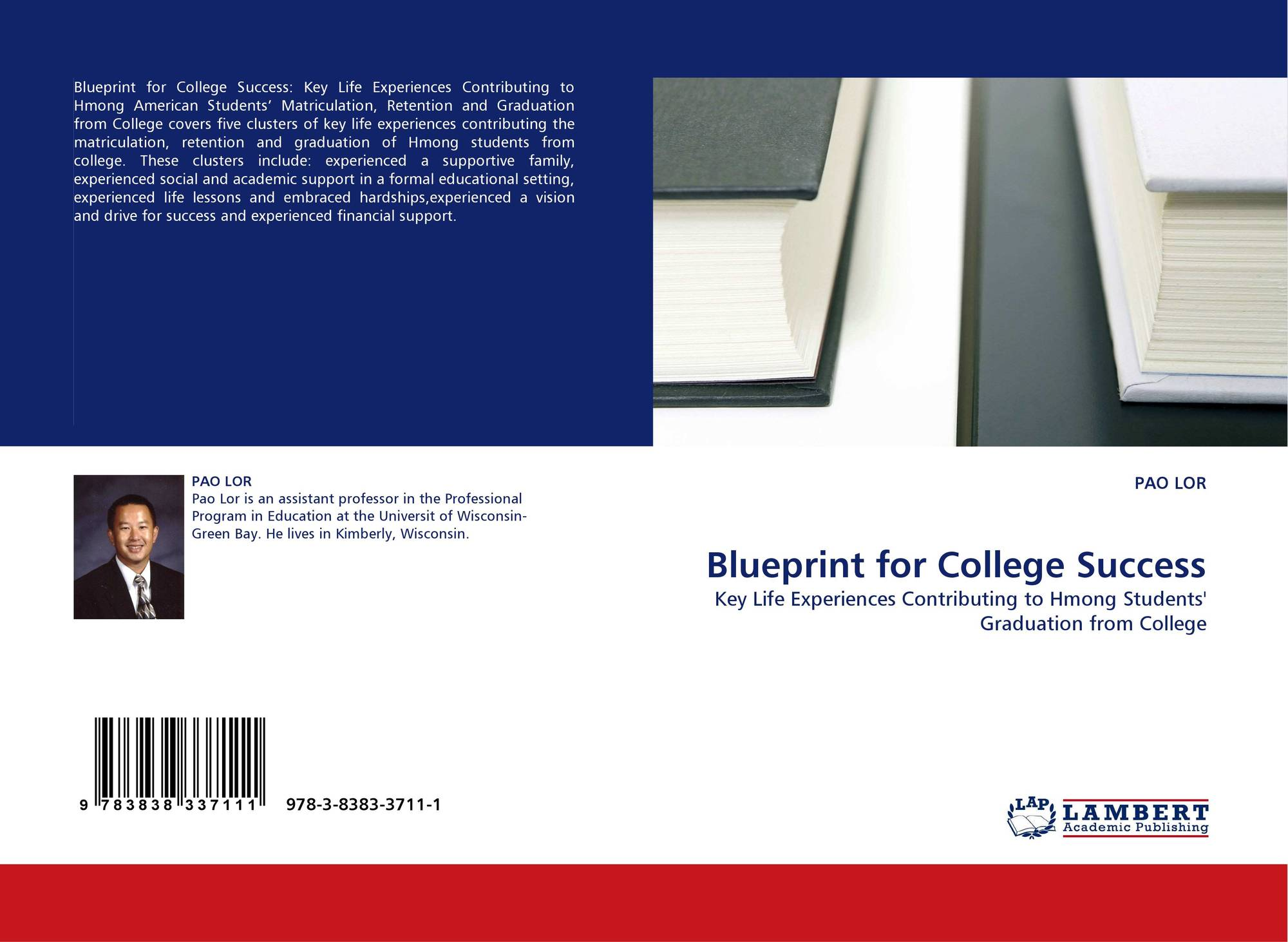Blueprint for college success 978 3 8383 3711 1 3838337115 9783838337111 malvernweather Gallery