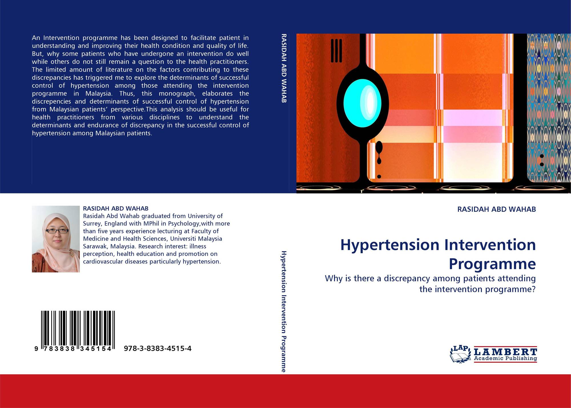 hypertension intervention Hypertension or high blood pressure can lead to heart disease, stroke, and death and is a major global health concern a range of risk factors may increase the chances of a person developing hypertension, but can it be prevented.