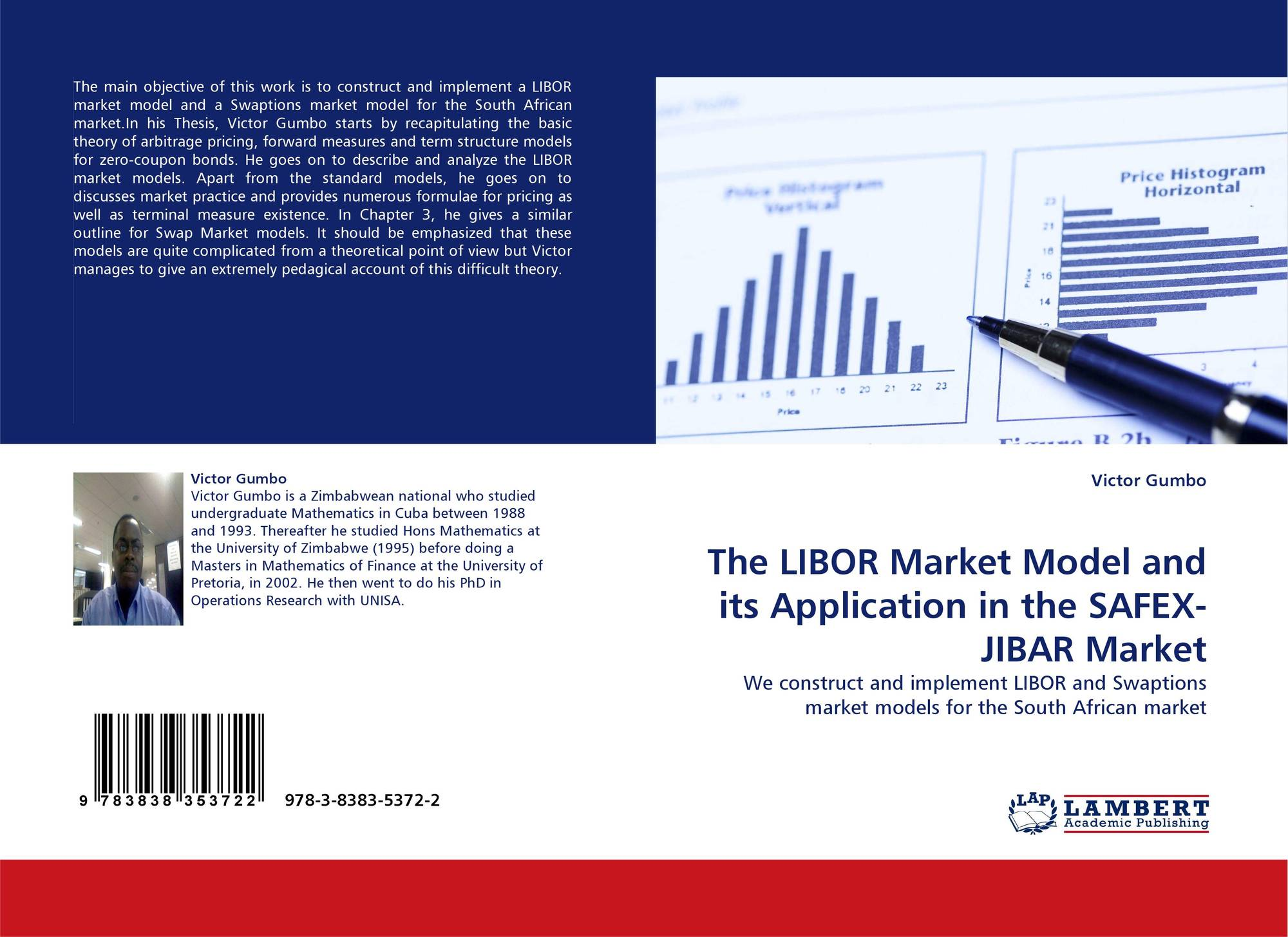 """libor market model thesis Pricing framework under the variance gamma model  exercises for the lecture  """"introduction to the libor market model for  master thesis."""