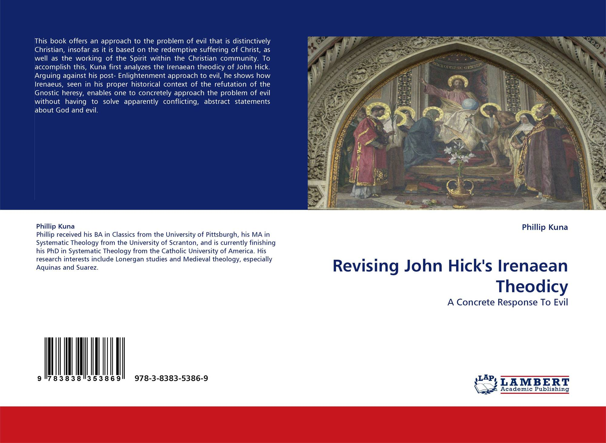500 word summary hicks theodicy Google groups lewis and theodicy gee@cilong-beachcaus:    found a summary of hicks' theodicy online at:    .