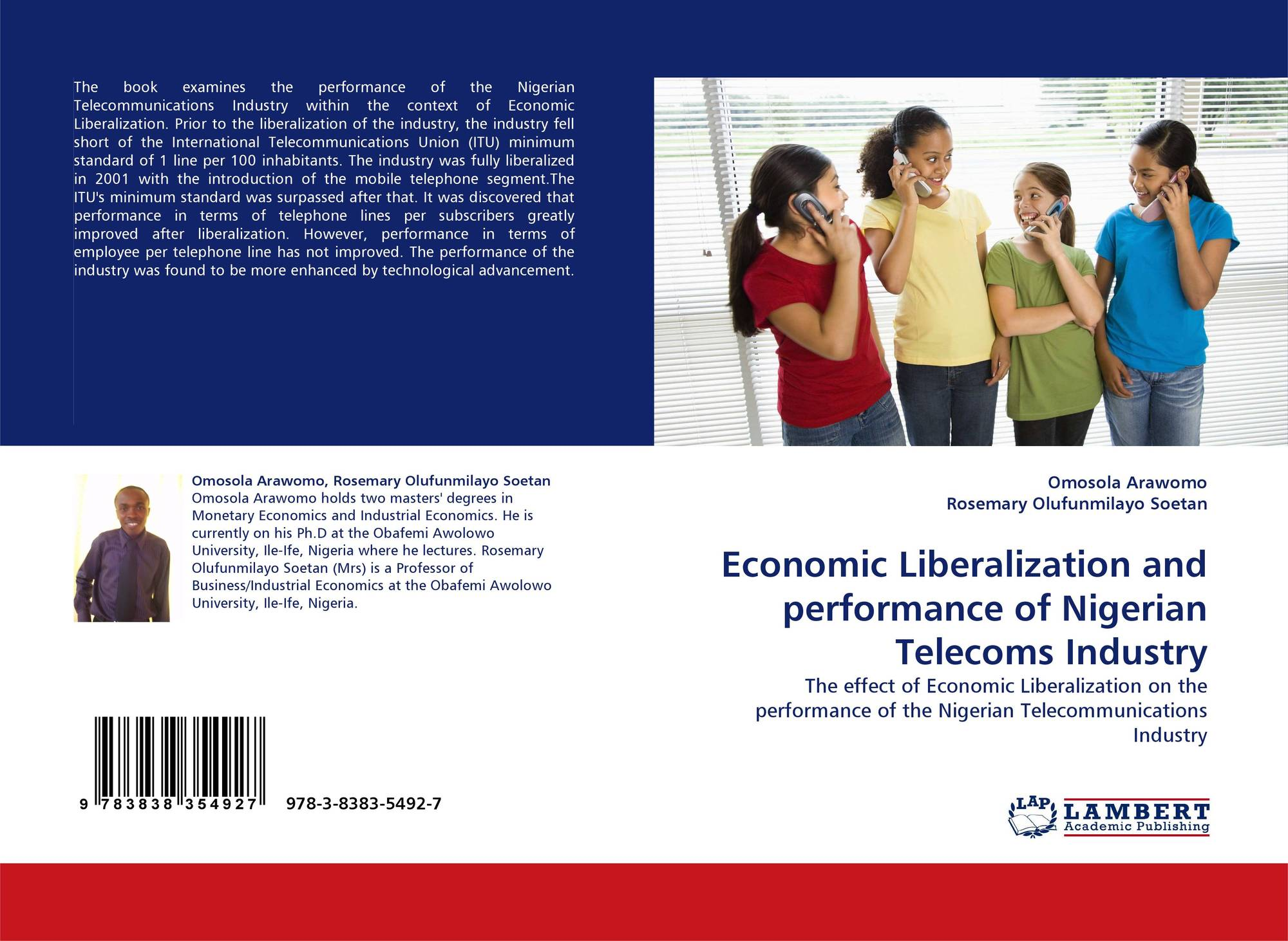 the firm performance of telecom industry Public firms and the liberalization of key markets [2] the performance in the telecommunication industry in kenya 12 research objectives.