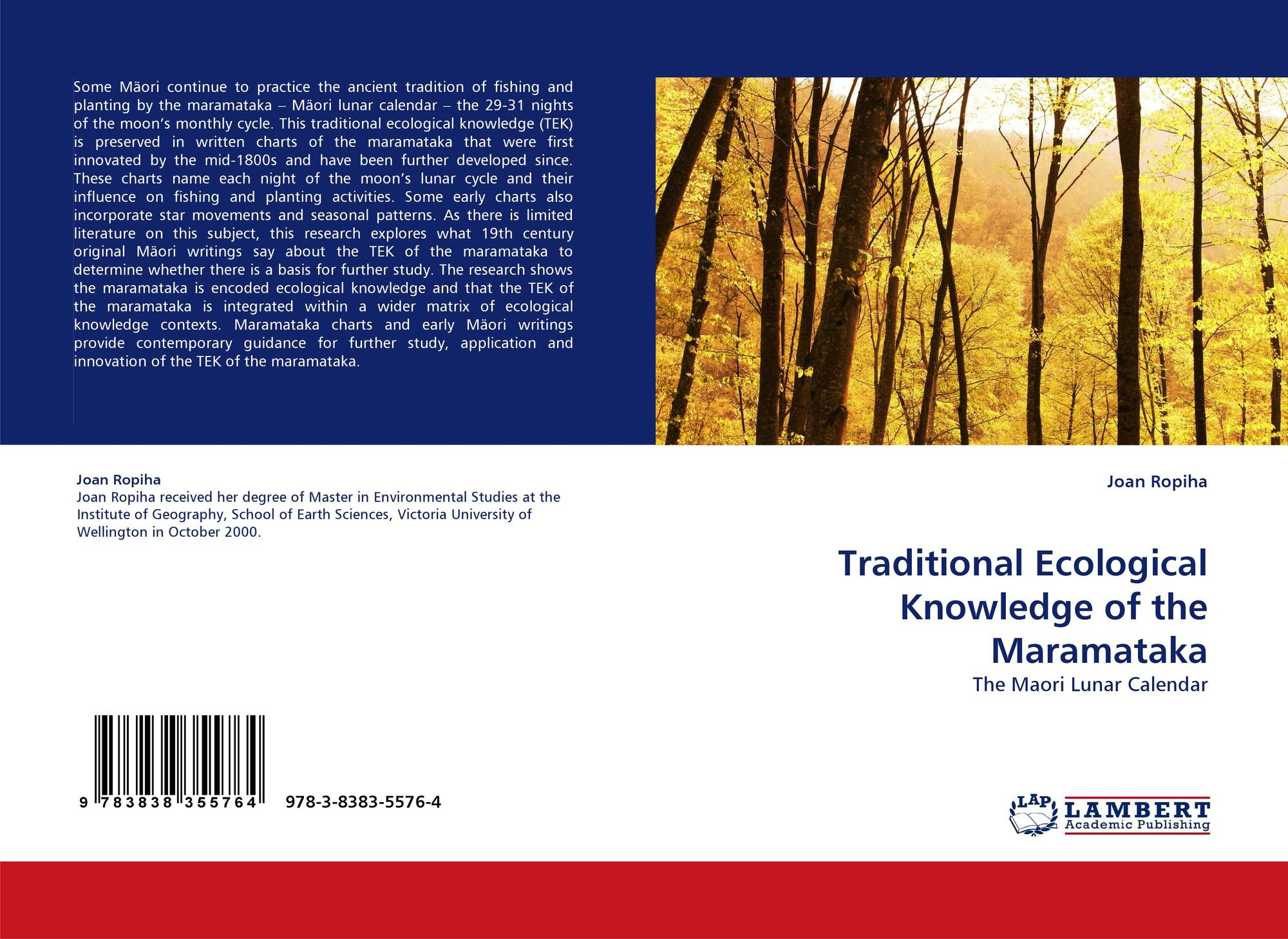 traditional ecological knowledge Thus, native ecological knowledge is composed of both traditional knowledge and experiential knowledge (ie knowledge gained through personal experience) native systems of local knowledge.