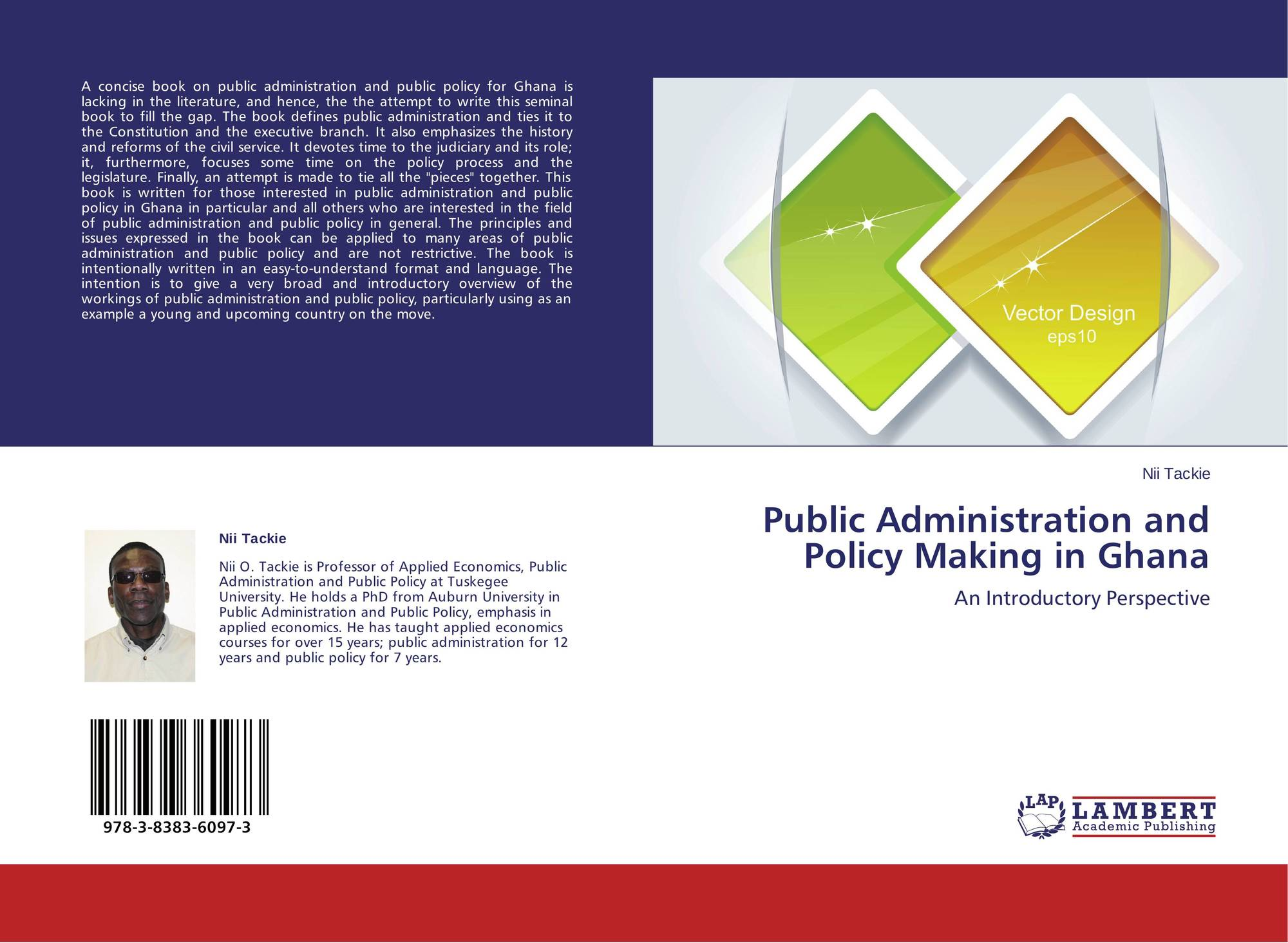 public administration system in ghana - administrative system of accountability and control the constitution provides for an audit service, which is independent of the executive arm of the state and which reports 81- adaptation of the public administration in ghana to the needs of economic globalization.