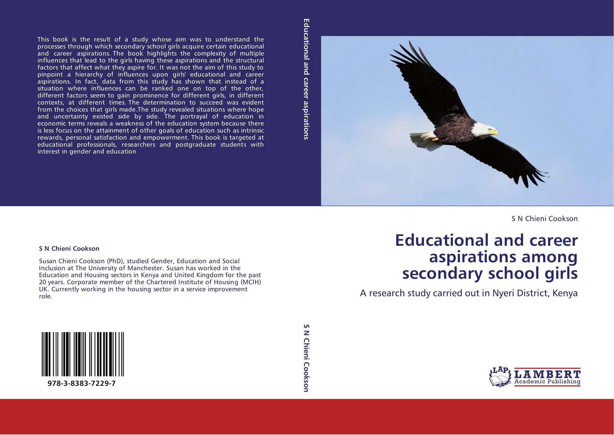 search results for aspirations bookcover of educational and career aspirations among secondary school girls