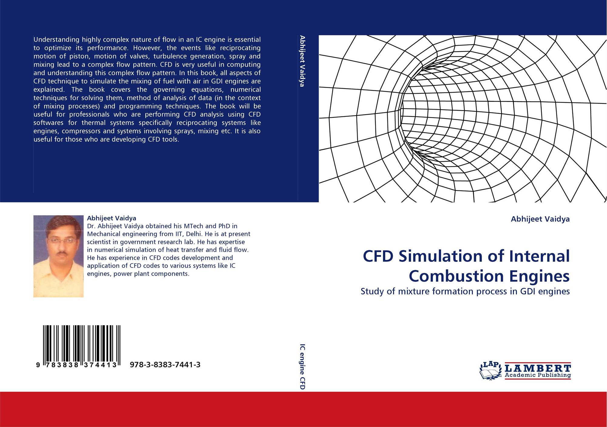 Search Results For Cfd Analysis Of Ic Engines Gdi Engine Diagram Bookcover Simulation Internal Combustion