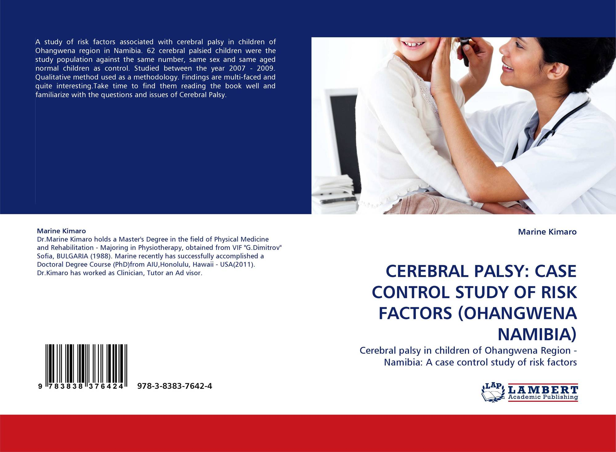 cerebral palsy case study Articulation treatment in a child with cerebral palsy (cp): case study alexandra n oros joan kwiatkowski university of wisconsin – madison department of.