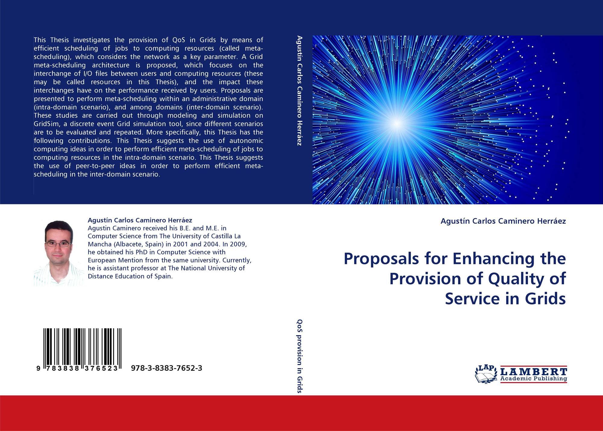 grid computing thesis proposal