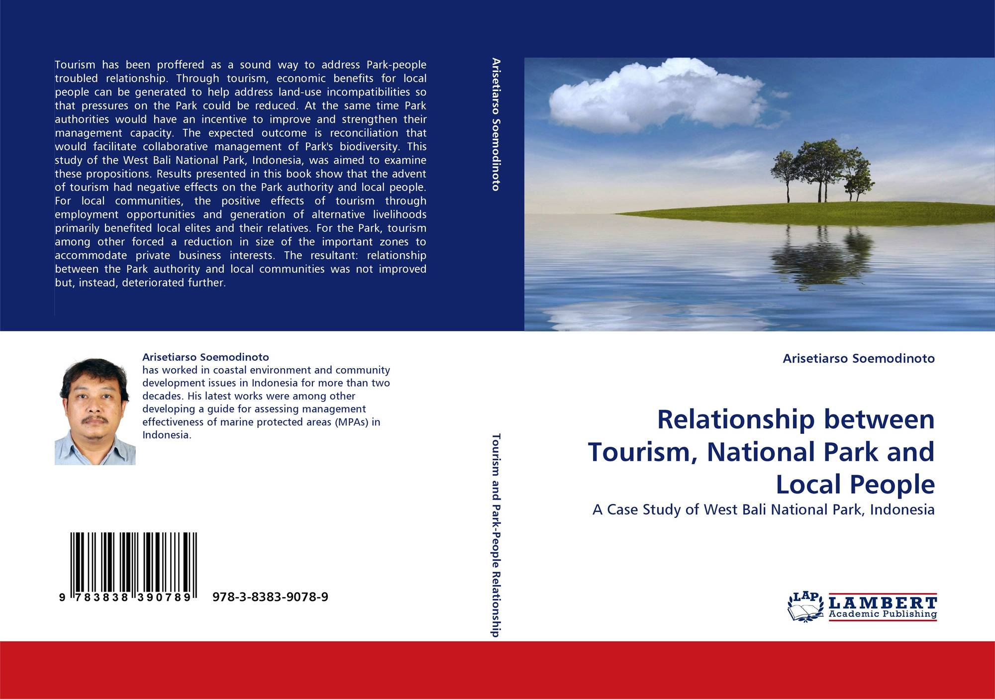 relationship between land grab and tourism