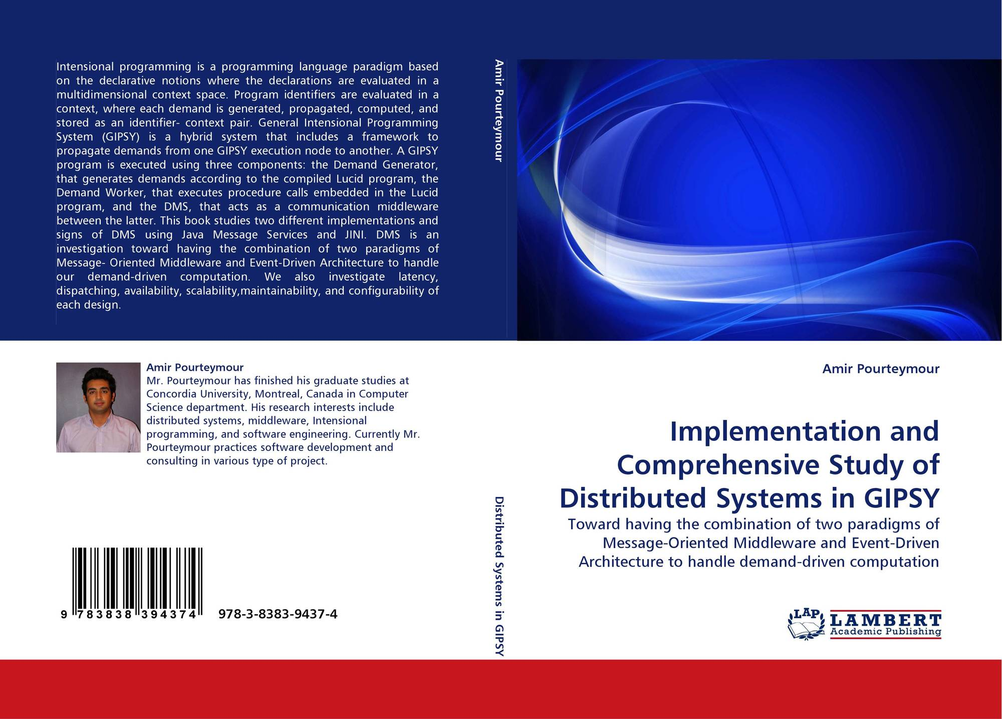 a study of distributed computing A case study of an industry-standard computing infrastructure with anna liu write once, run everywhere  differentiation presented problems in distributed computing typically, organiza-tions invested in a variety of computing platforms and had difficulty building dis.