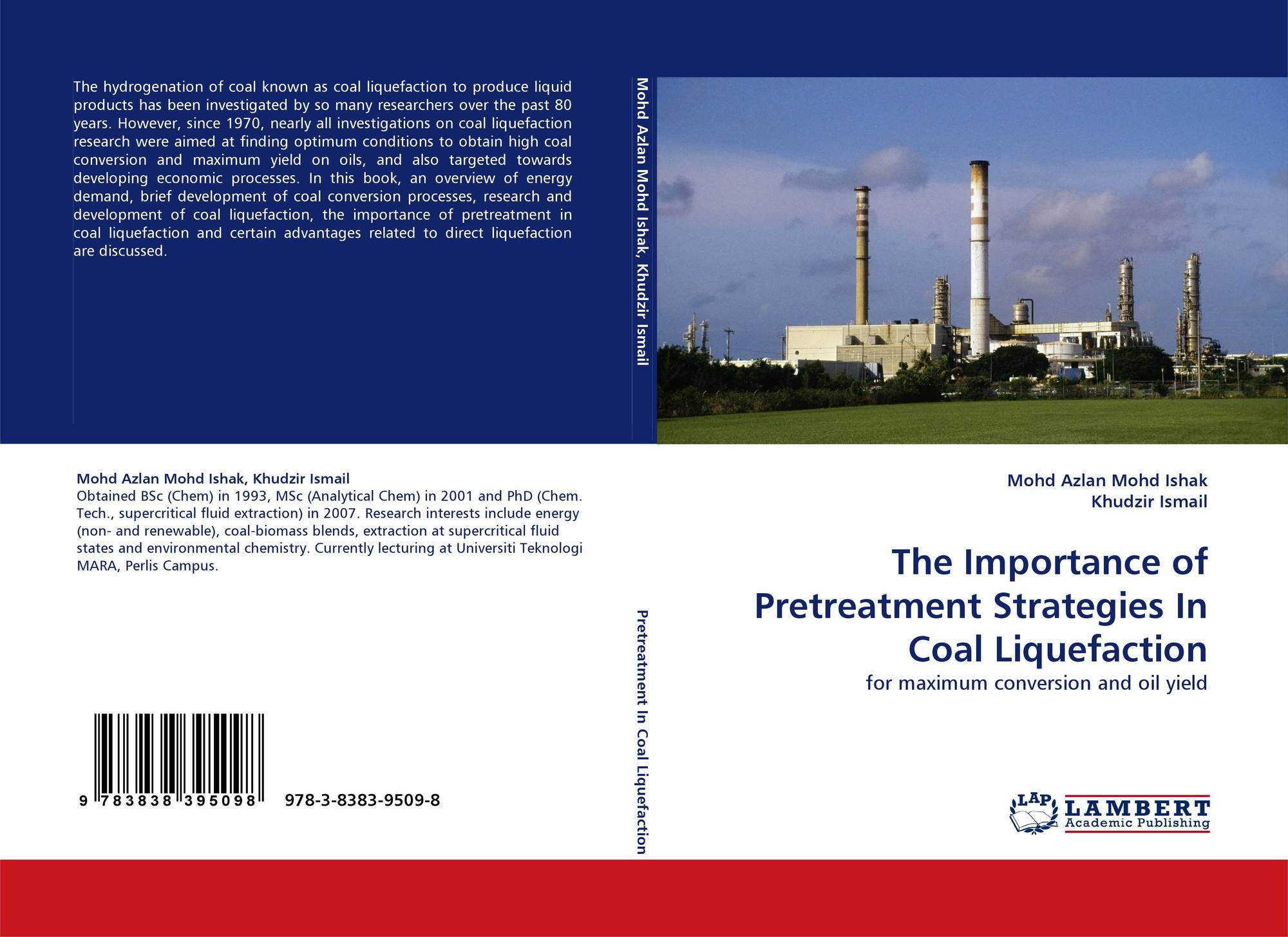 The Importance of Pretreatment Strategies In Coal Liquefaction, 978