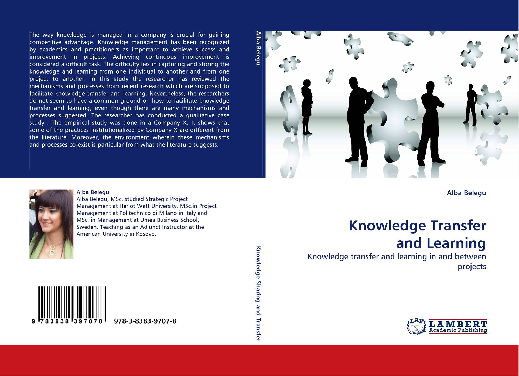 effect of knowledge transfer on organisational learning A learning organization is viewed as one that has capacity for integrating people and structure to move an organization in the direction of continuous learning and change.