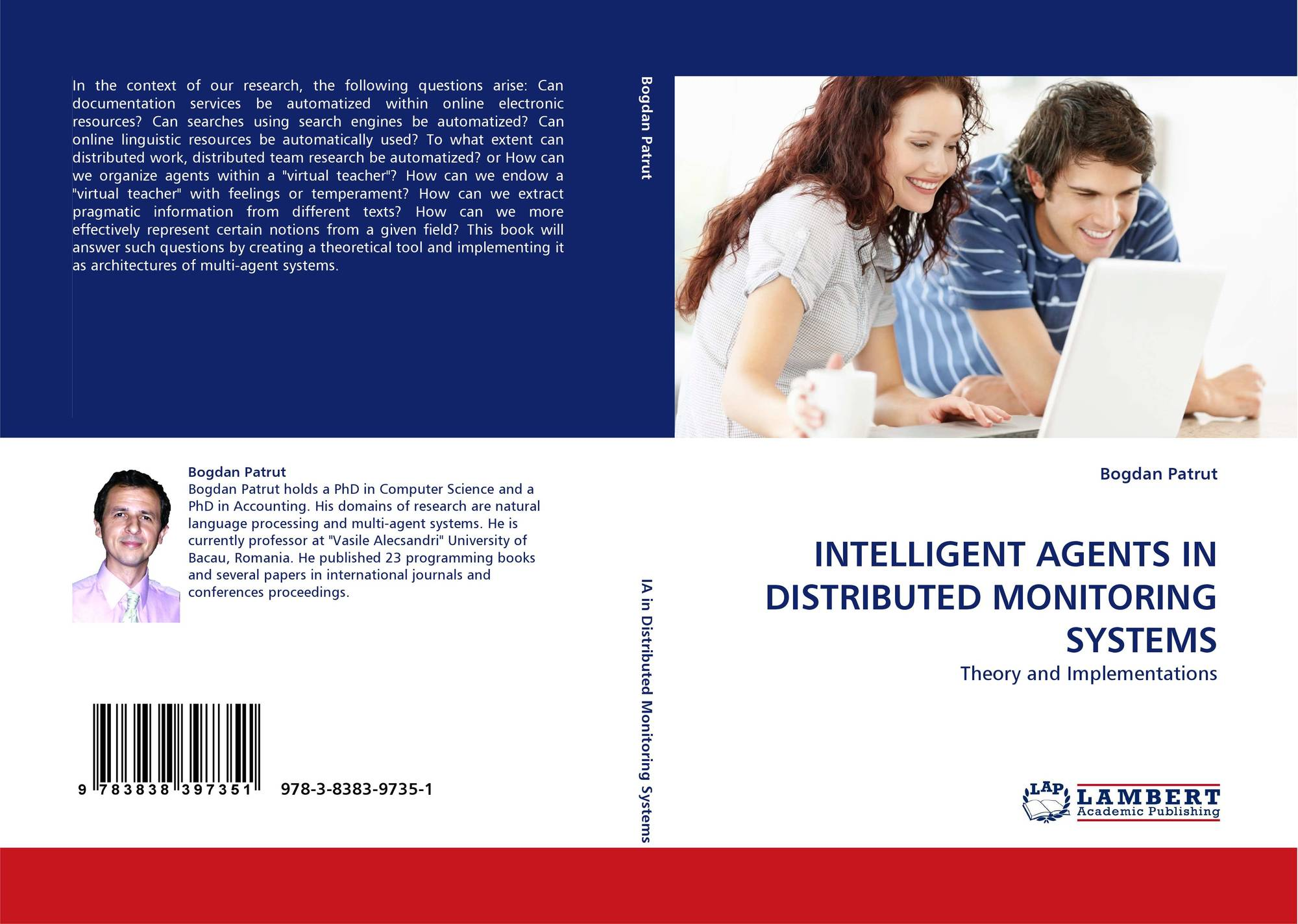 INTELLIGENT AGENTS IN DISTRIBUTED MONITORING SYSTEMS, 978 ...