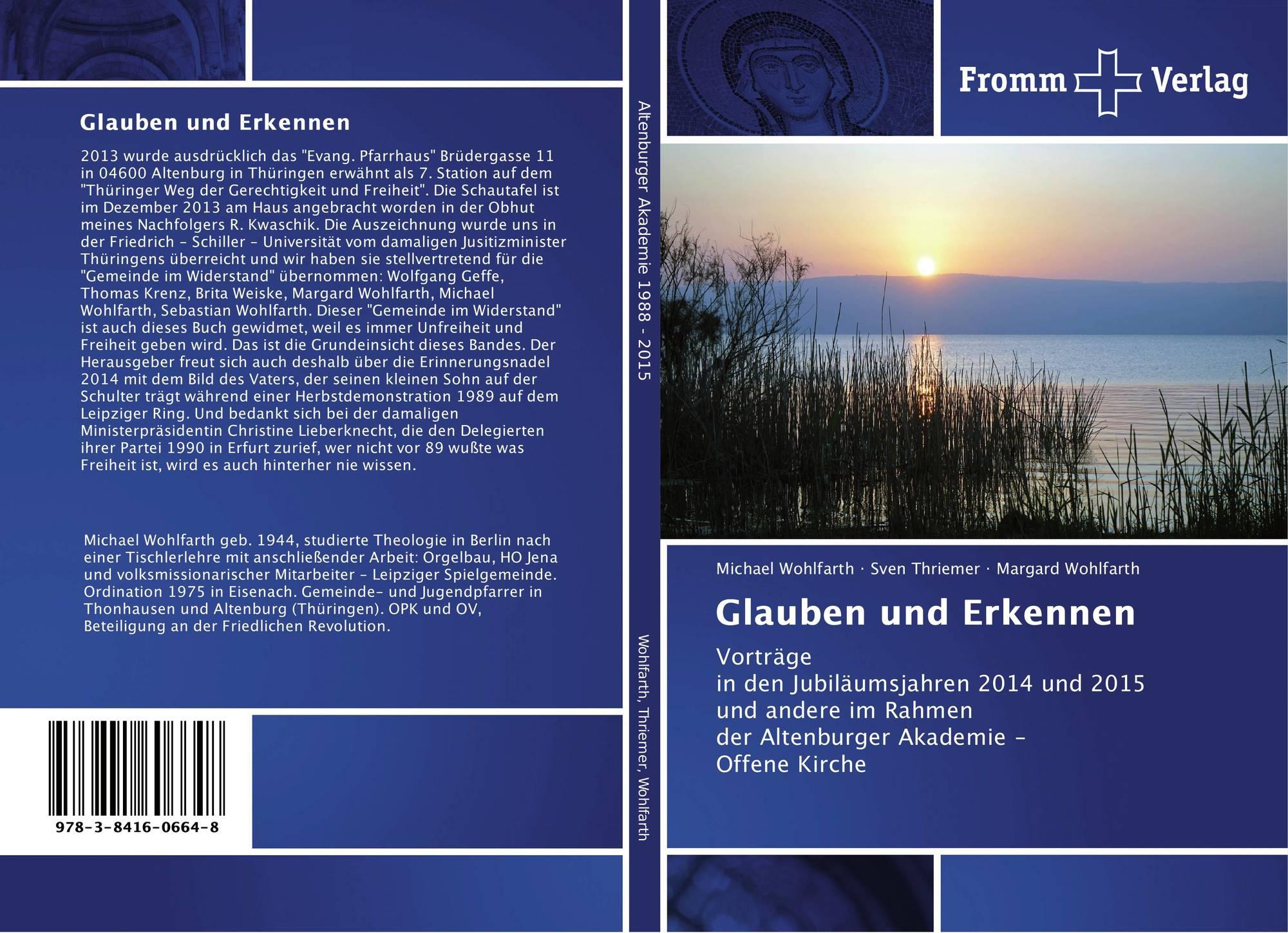 Glauben und Erkennen, 978-3-8416-0664-8, 3841606644 ,9783841606648 ...