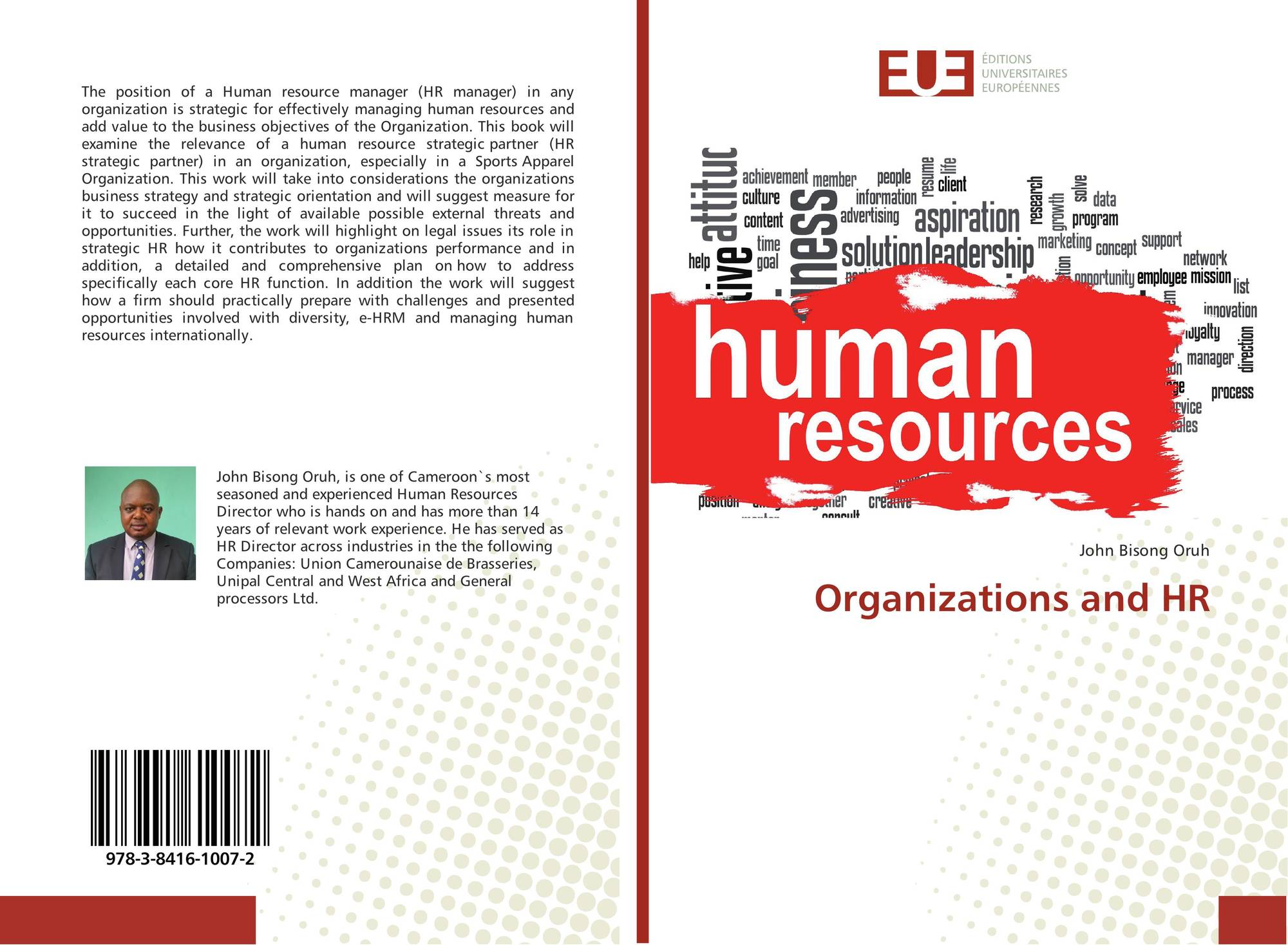 relevance of human resource to an