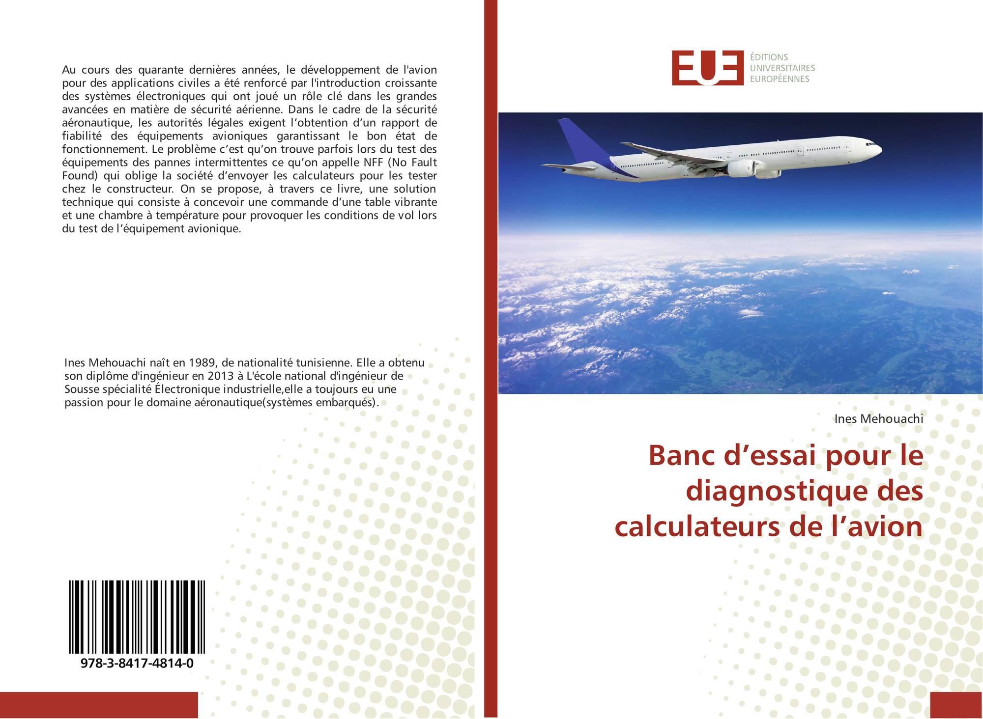 Banc Dessai Pour Le Diagnostique Des Calculateurs De Lavion 978 3