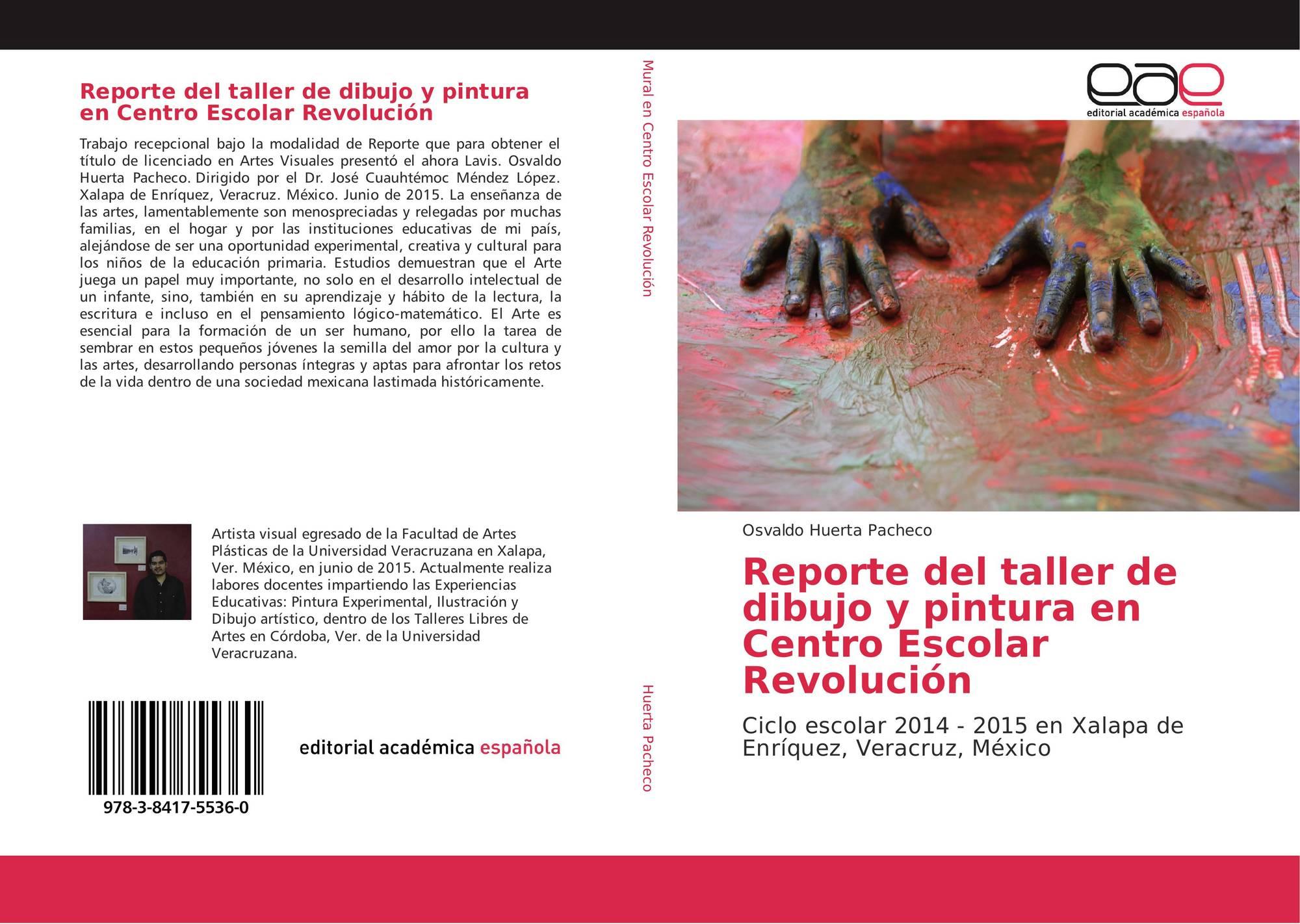 Reporte del taller de dibujo y pintura en Centro Escolar