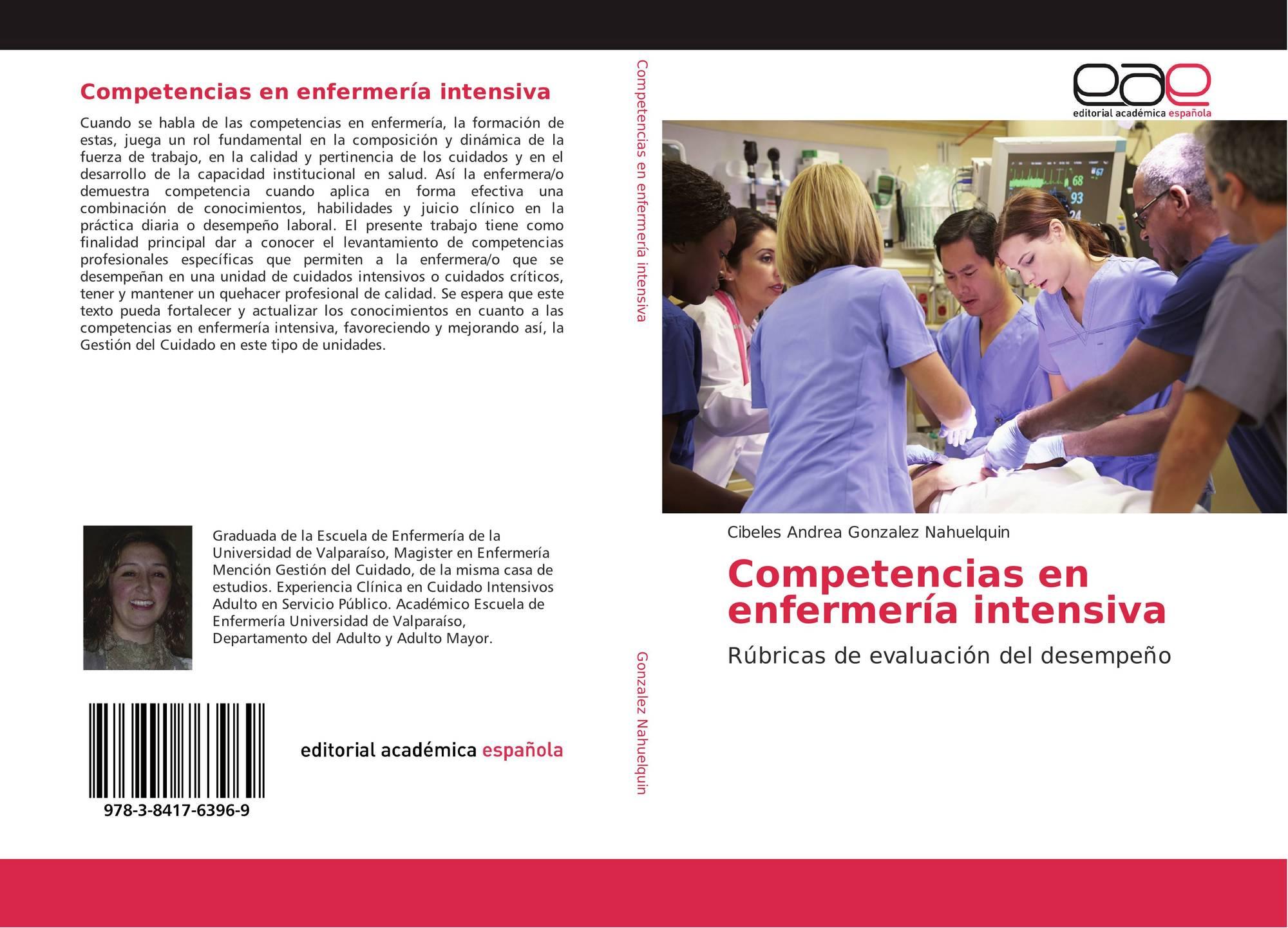 Competencias en enfermería intensiva, 978-3-8417-6396-9, 3841763960 ...