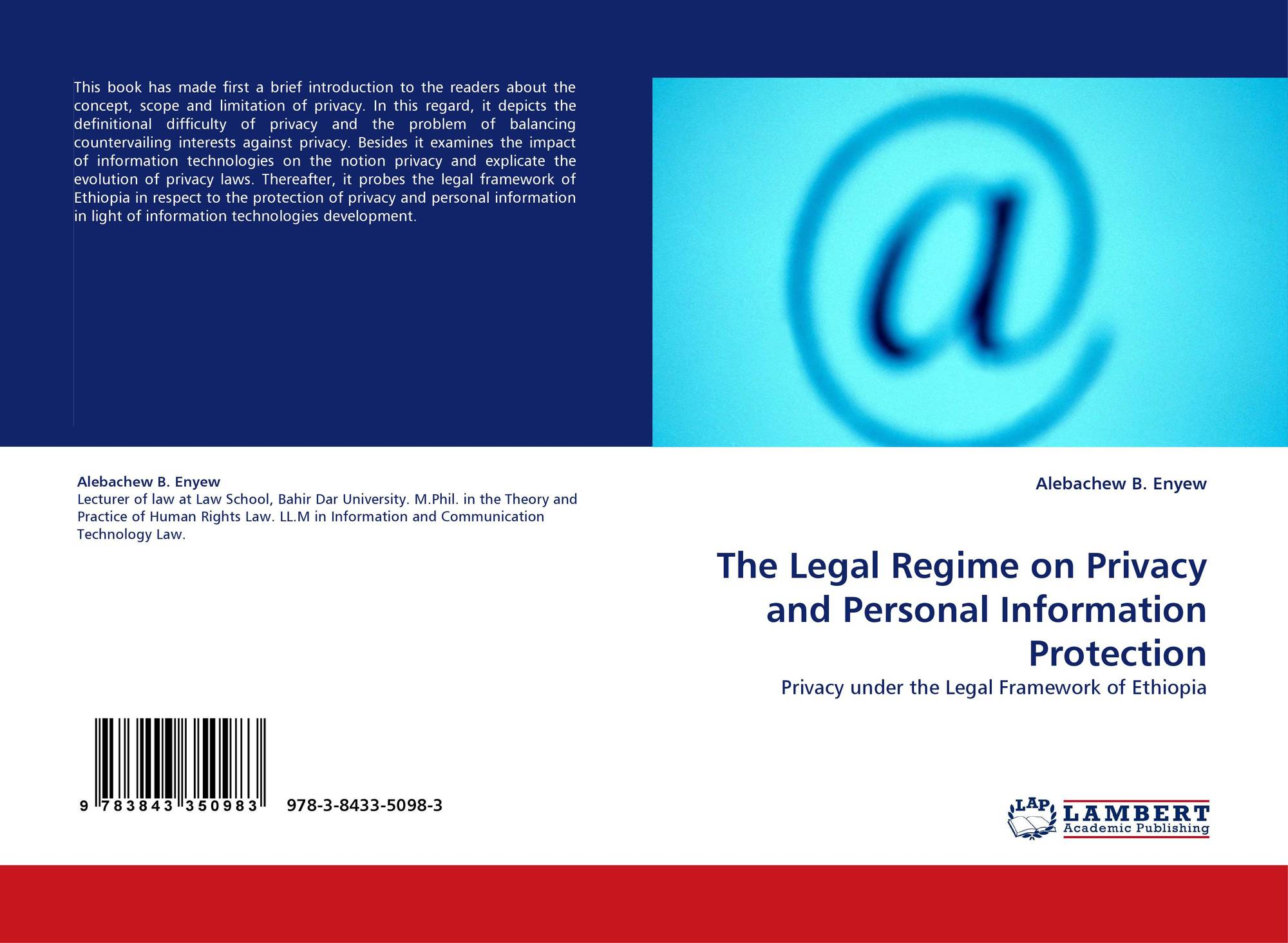 data mining the privacy and legal issues information technology essay Systems chapter 4: ethical and social issues in information systems • – — – • – •— .