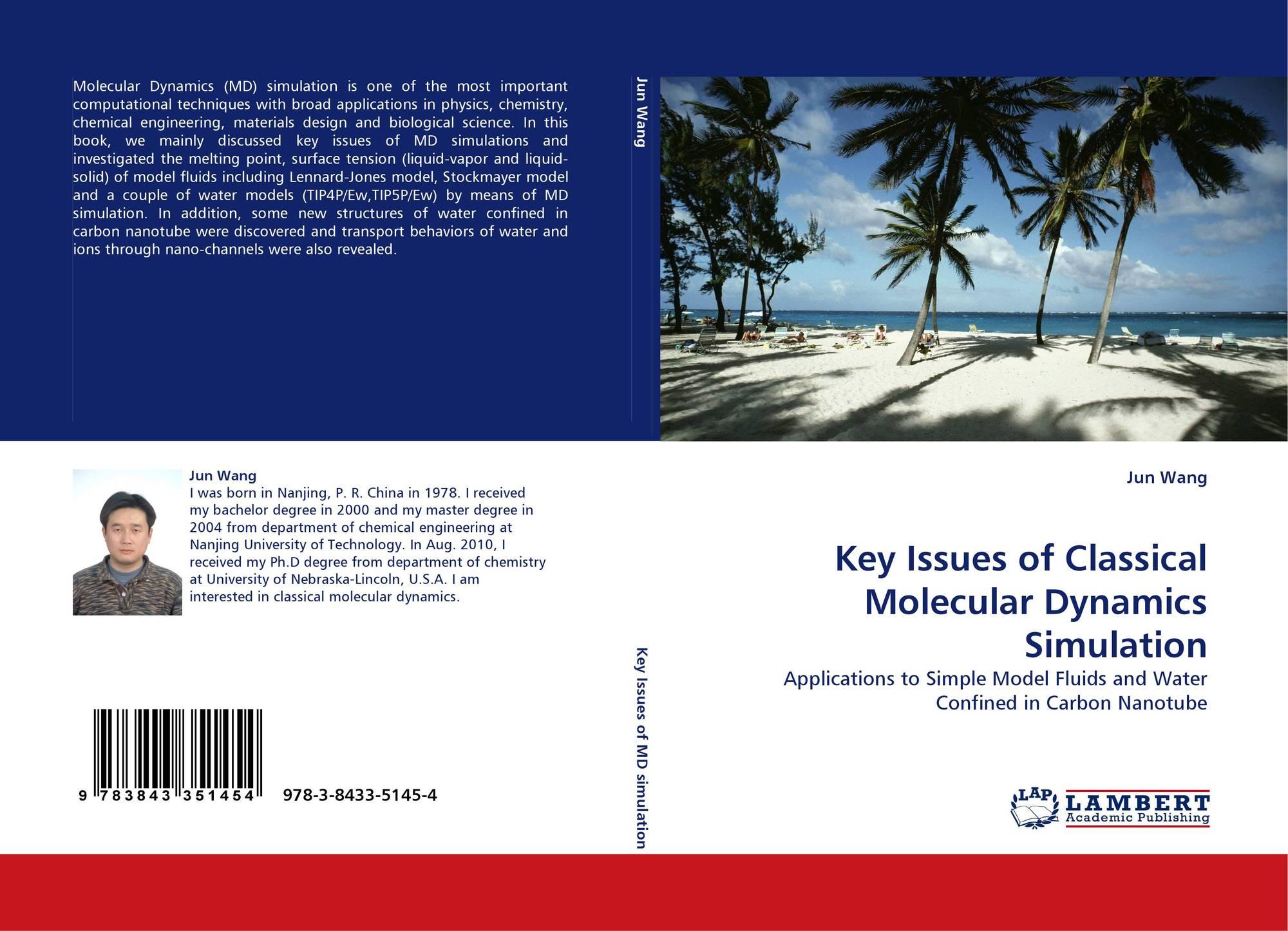 Key Issues of Classical Molecular Dynamics Simulation, 978-3