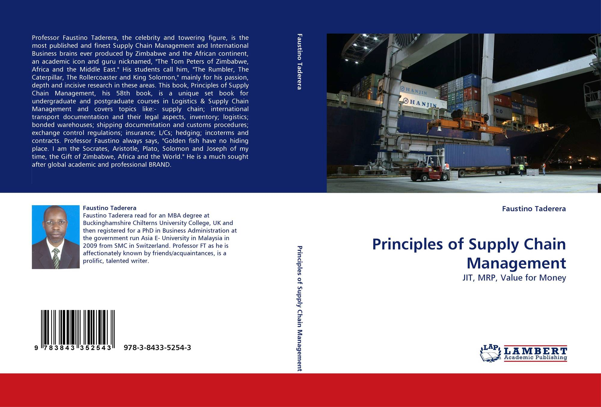 7 principle of supply chain management
