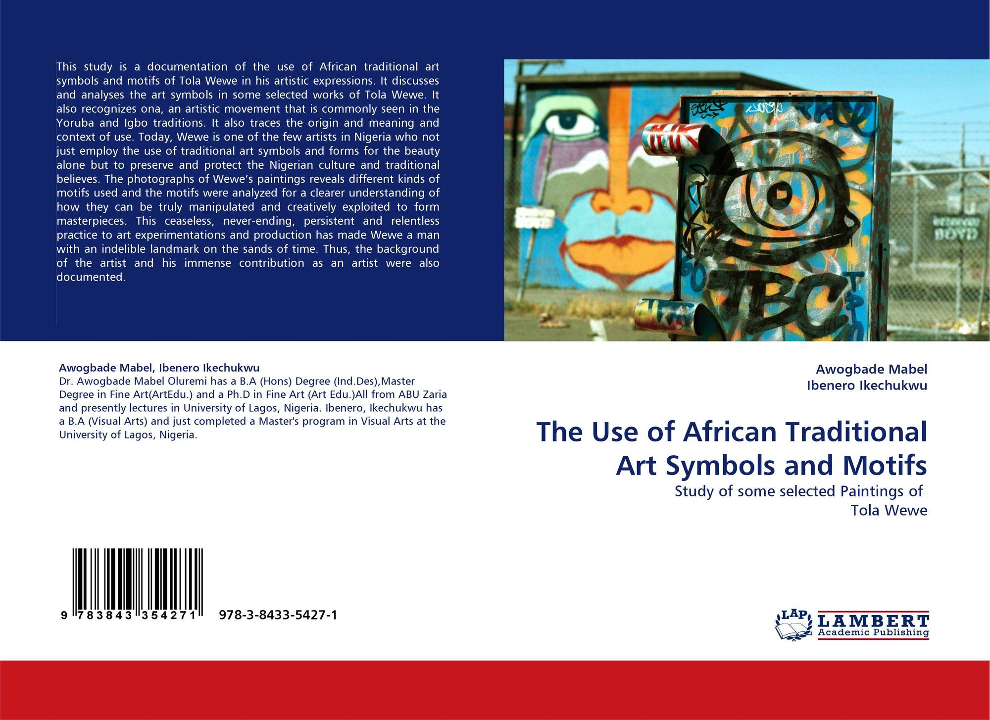 The Use Of African Traditional Art Symbols And Motifs 978 3 8433