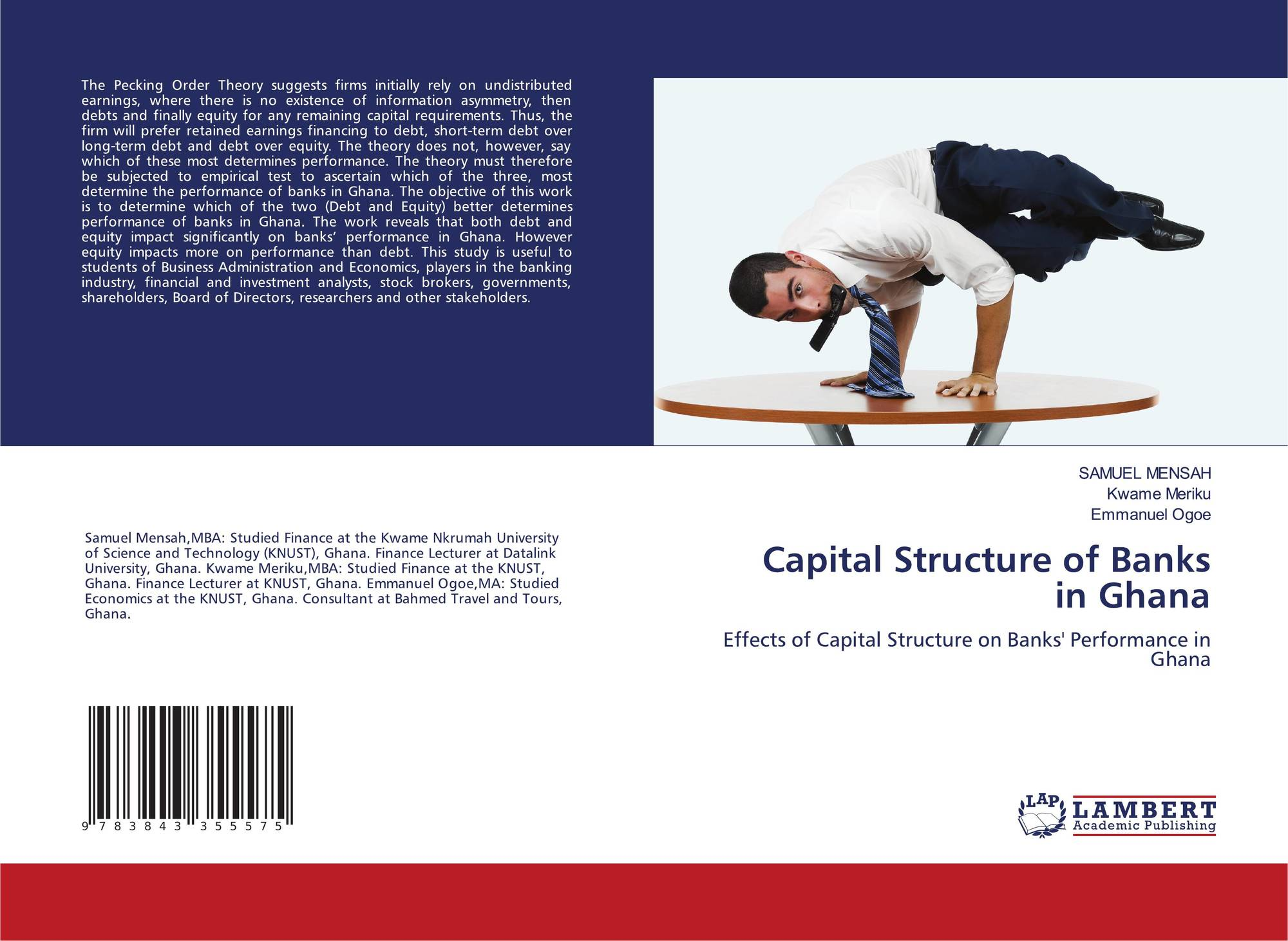 determinants of capital structure in pakistan
