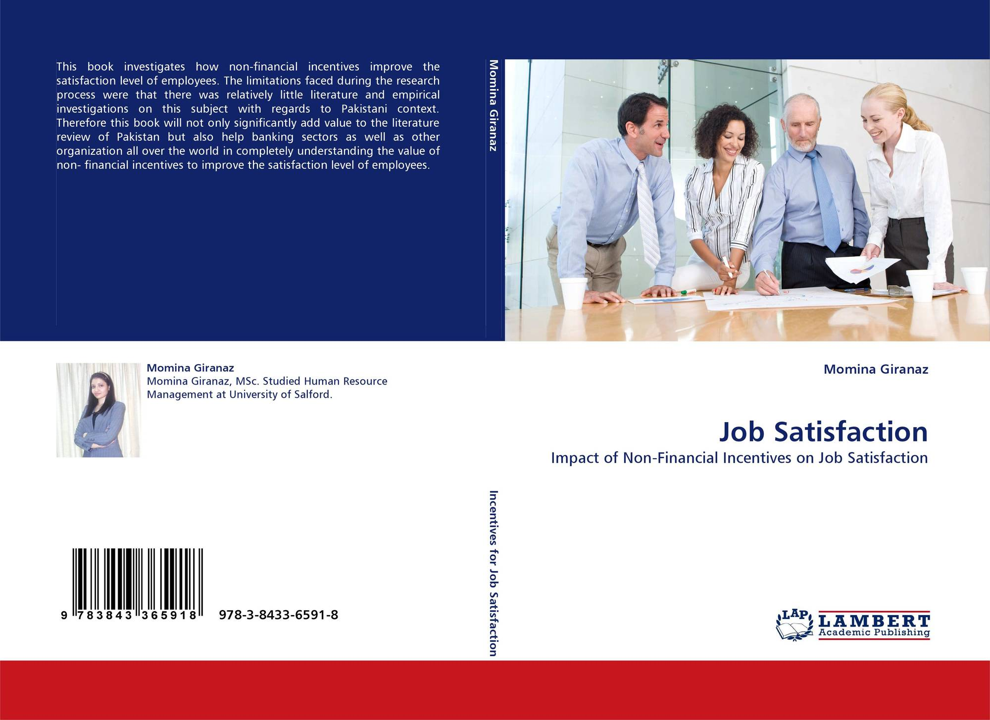 thesis on impact of incentives on job satisfaction The aim of this master thesis is to define performance impact of performance management system on customer satisfaction.