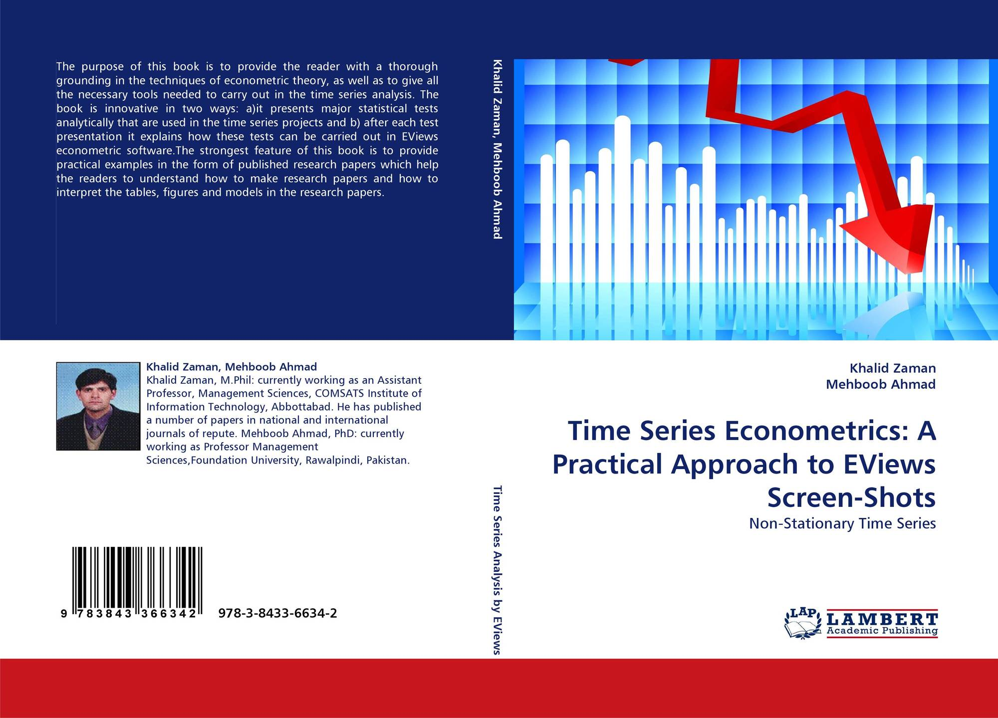 Research papers on time series econometrics