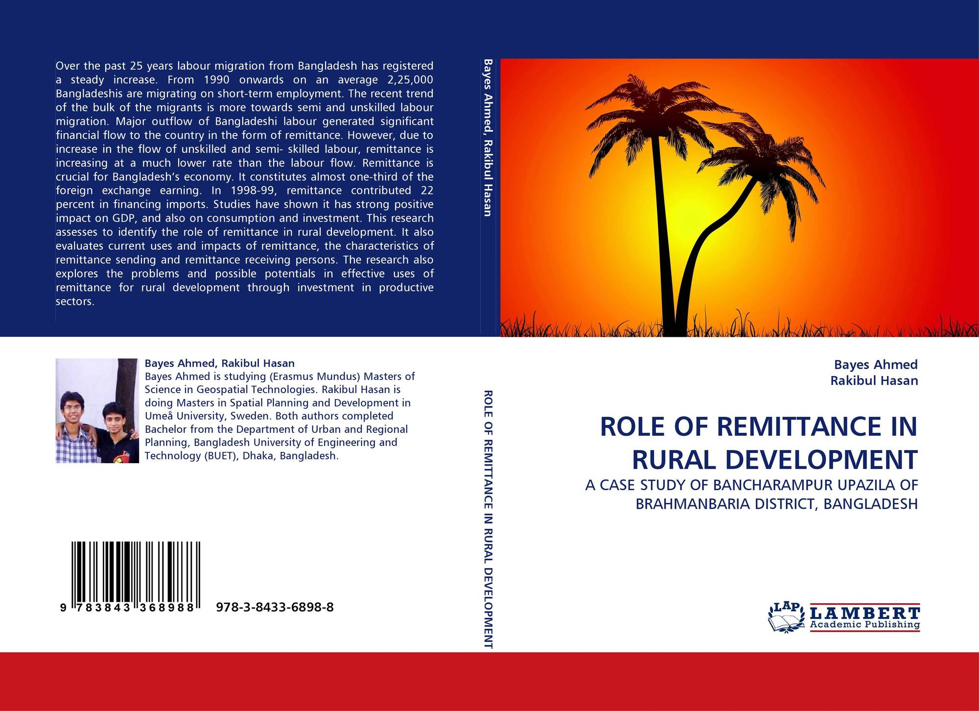 role of remittances in bangladesh The macroeconomic level in the debate on the role played by remittances in development of home countries using a panel sample of 65 developing countries over the period 1980.