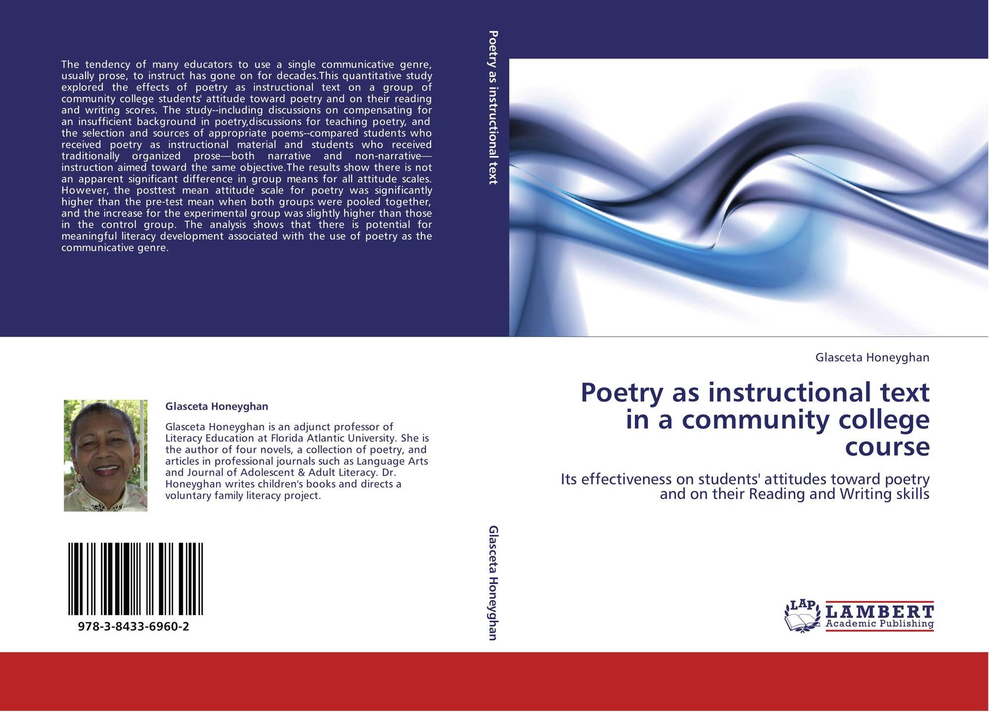 modernist poetry effectiveness
