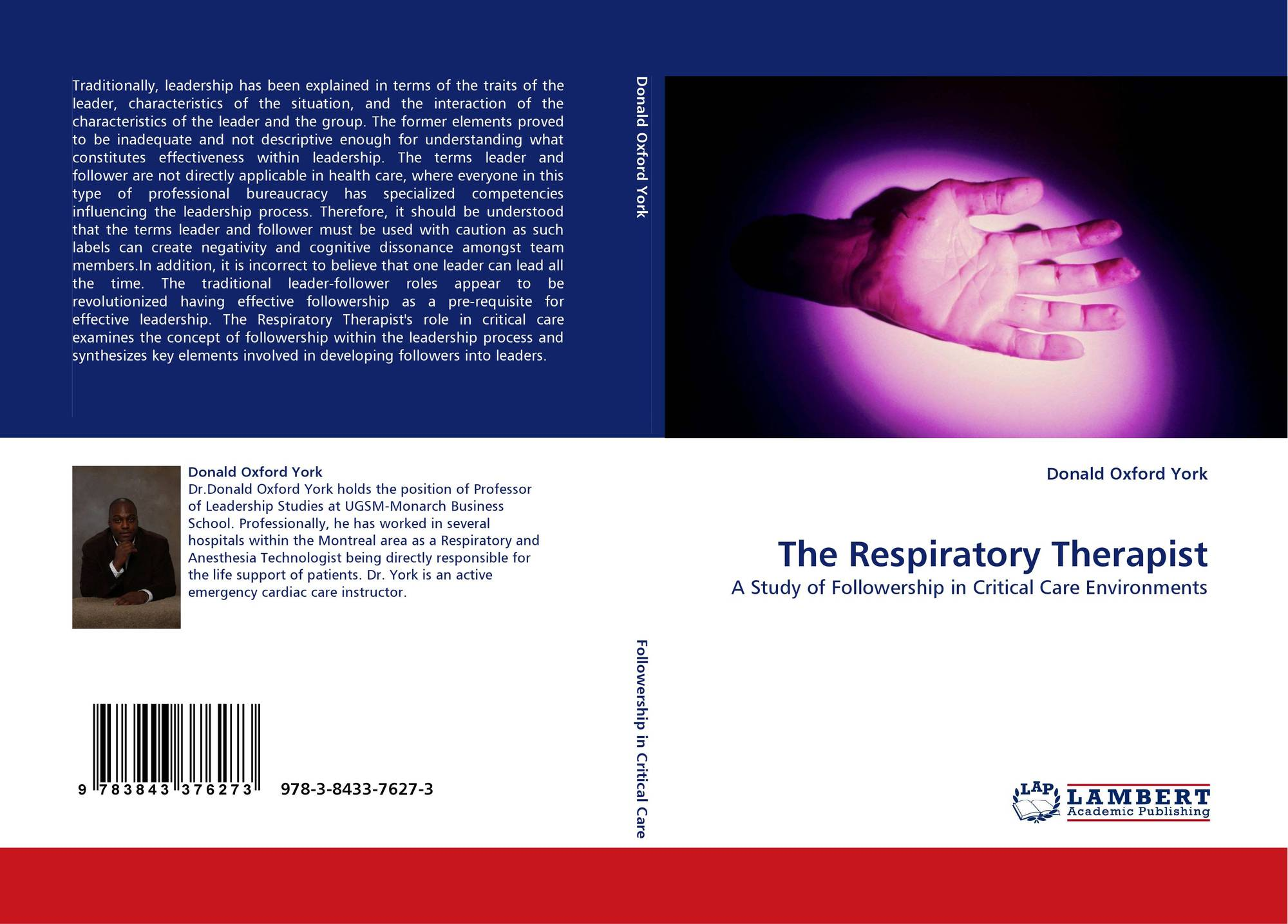 respiratory therapist research paper