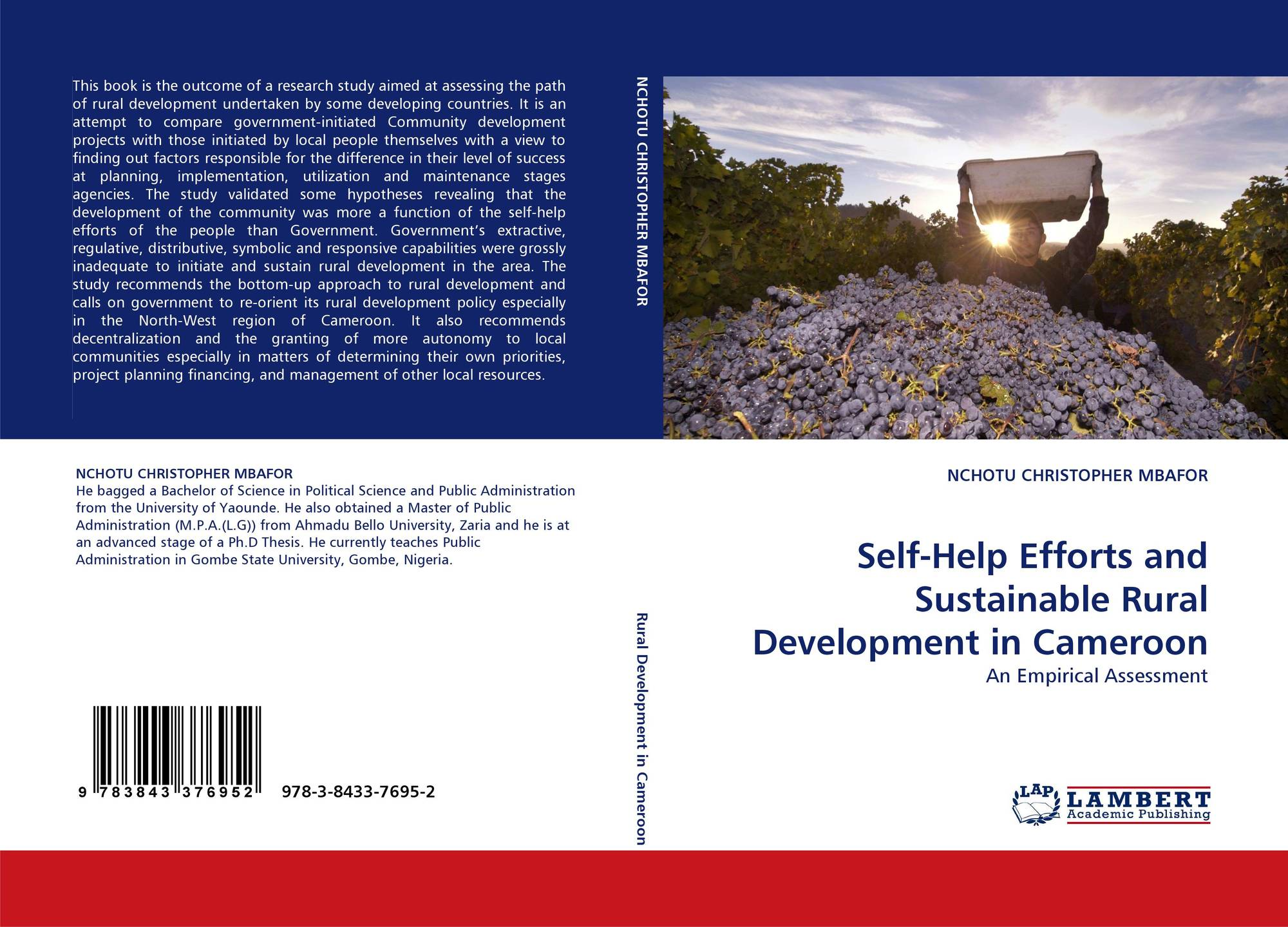 Self-Help Efforts and Sustainable Rural Development in