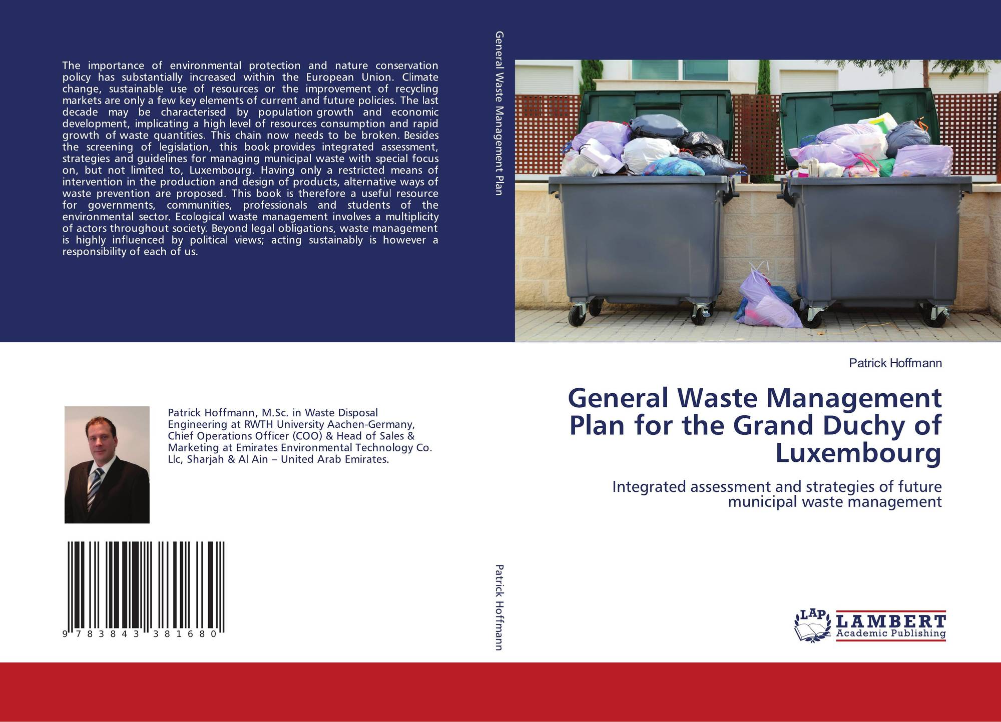 General Waste Management Plan for the Grand Duchy of