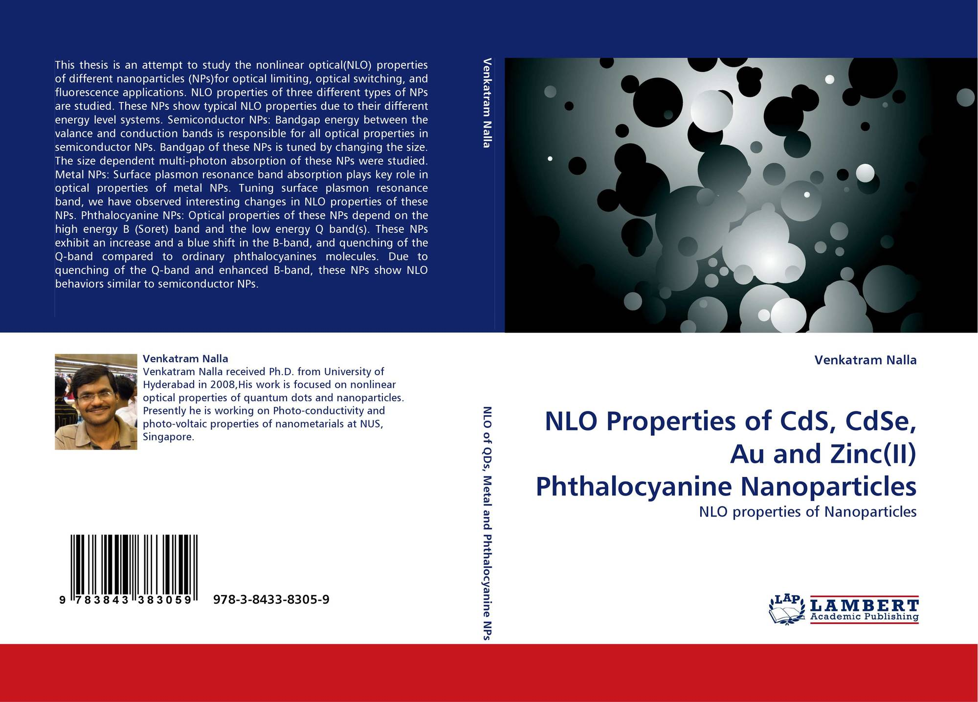 cds nanoparticles thesis