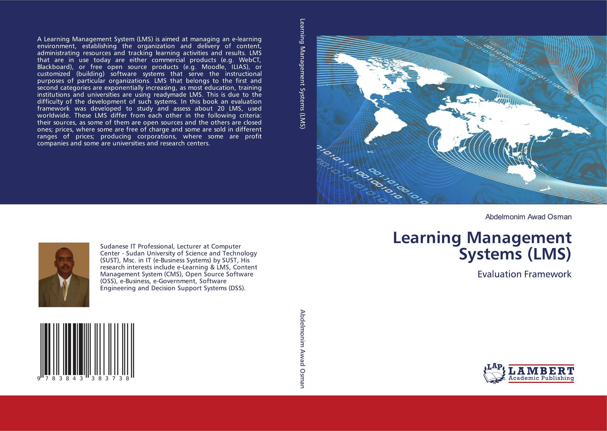 learning management systems lms in universities Learning management systems (lmss) have become an  which allows  universities to easily integrate facebook with their lms and enterprise.