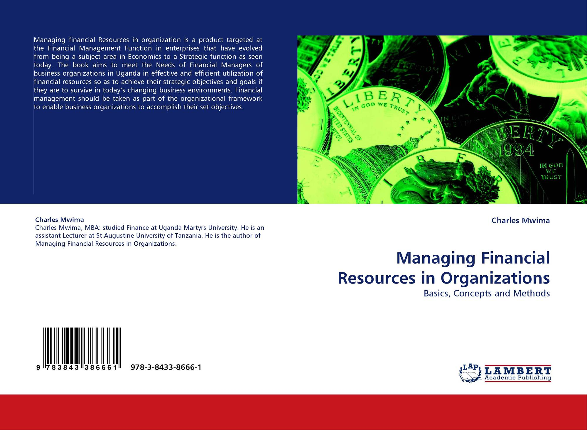 managing financial resource Financial resources management service of the unov manages financial resources and the provision of financial and budgetary services to the vienna-based offices of the un.