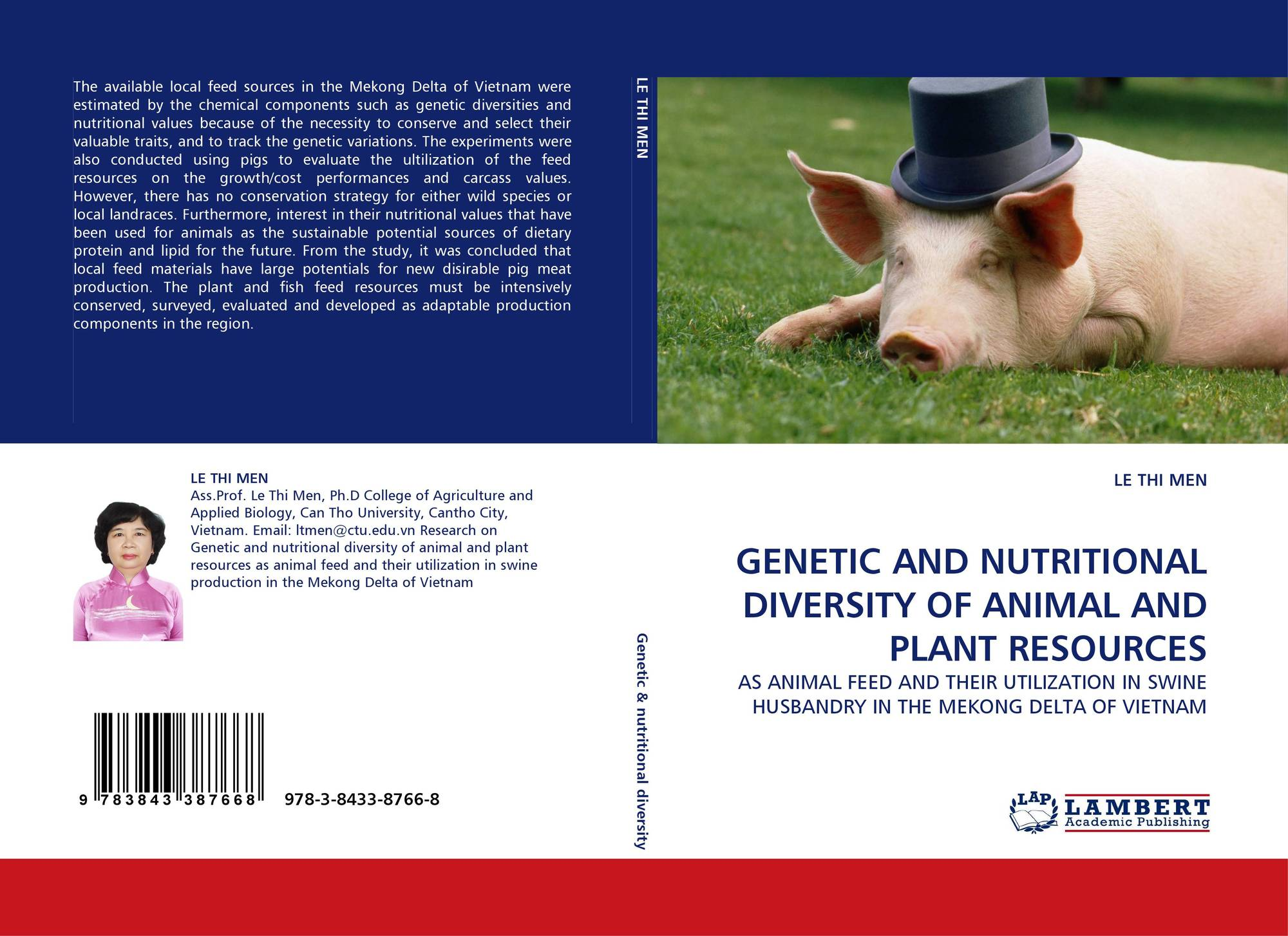 GENETIC AND NUTRITIONAL DIVERSITY OF ANIMAL AND PLANT