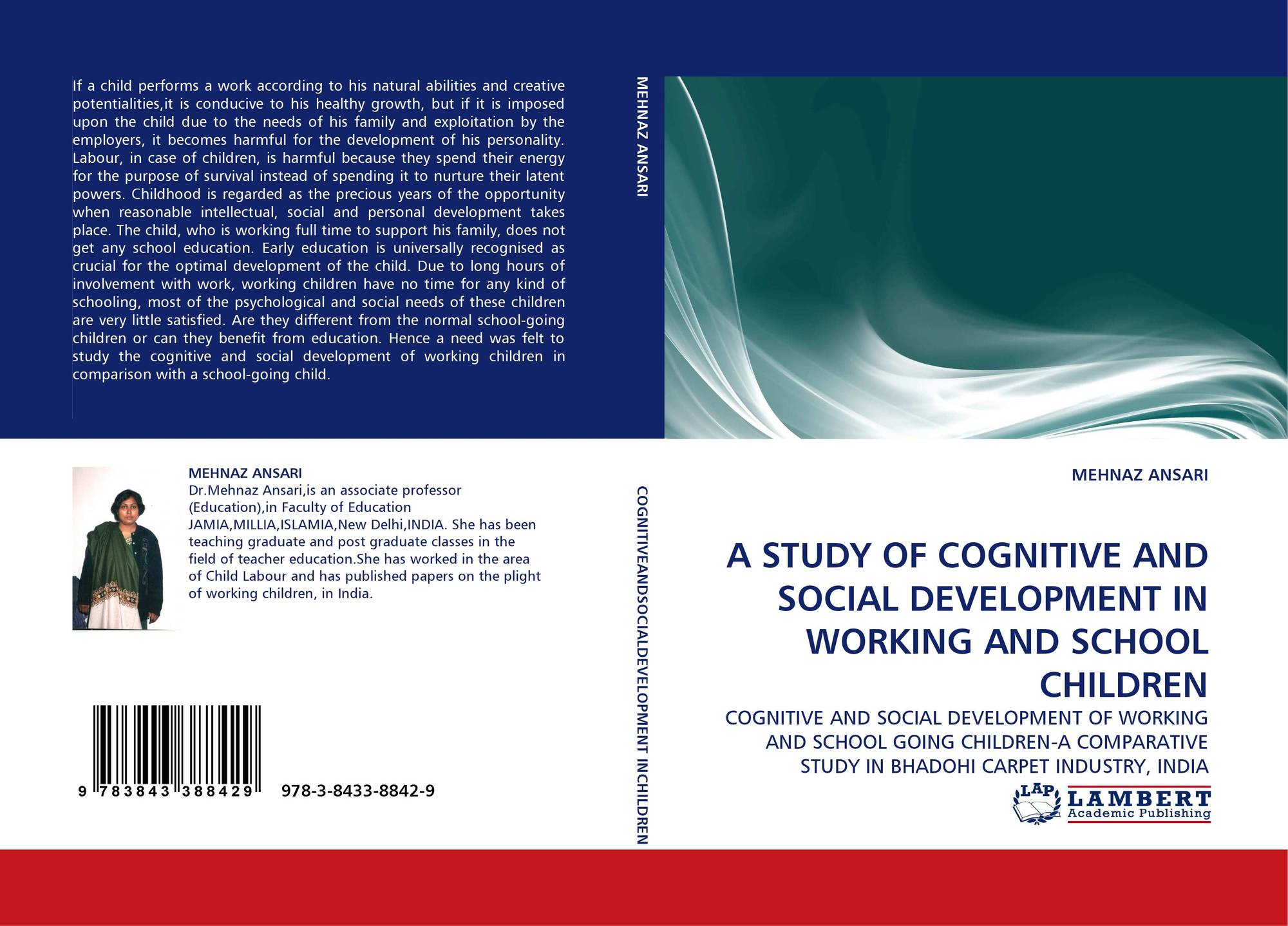 a study of the impact of rispedirone on the cognitive performance of children Physical abuse and punishment impact children's academic performance in this study, over 650 children and their promote children's cognitive performance.