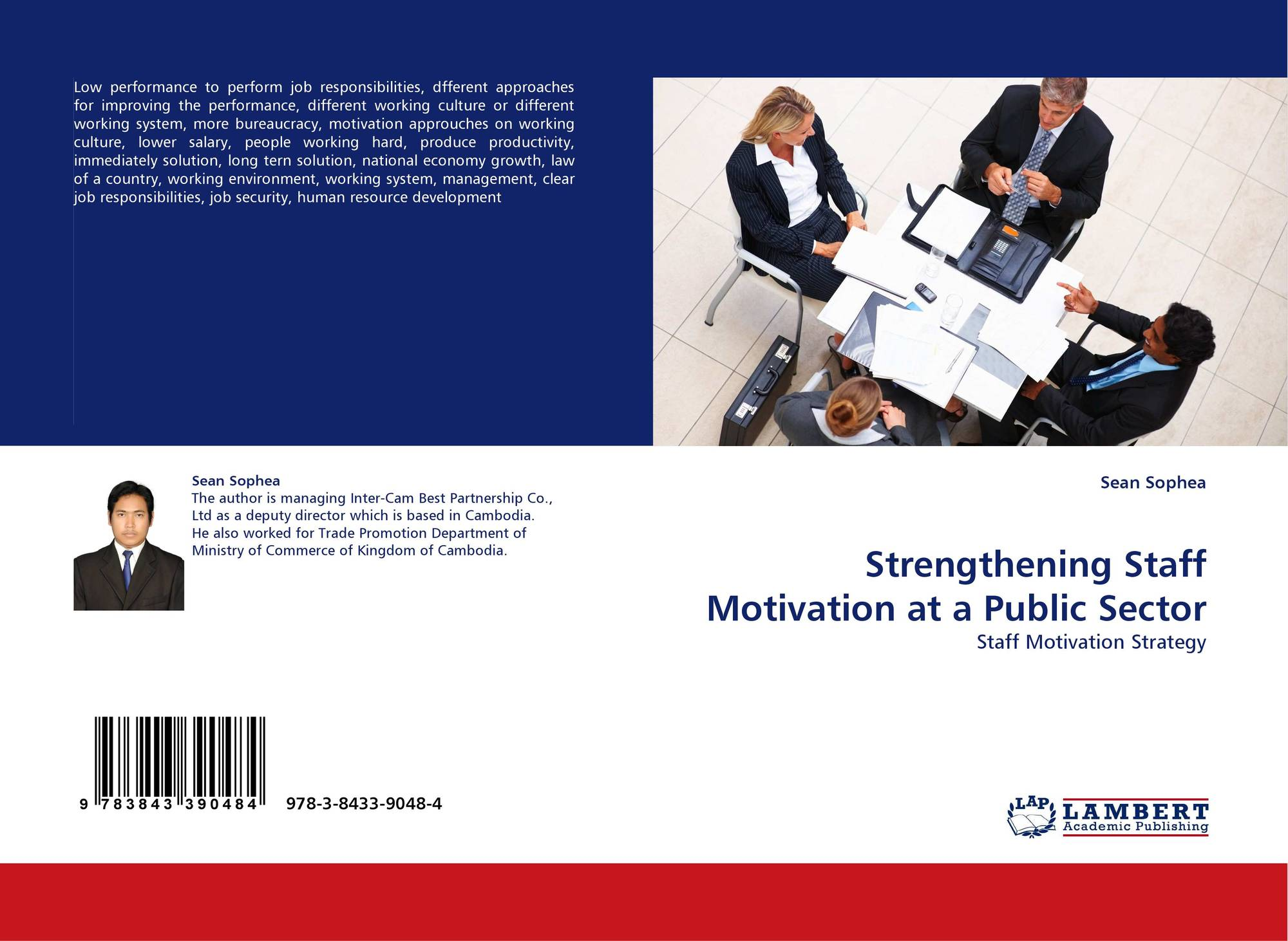 search results for motivation to become a doctor bookcover of strengthening staff motivation at a public sector