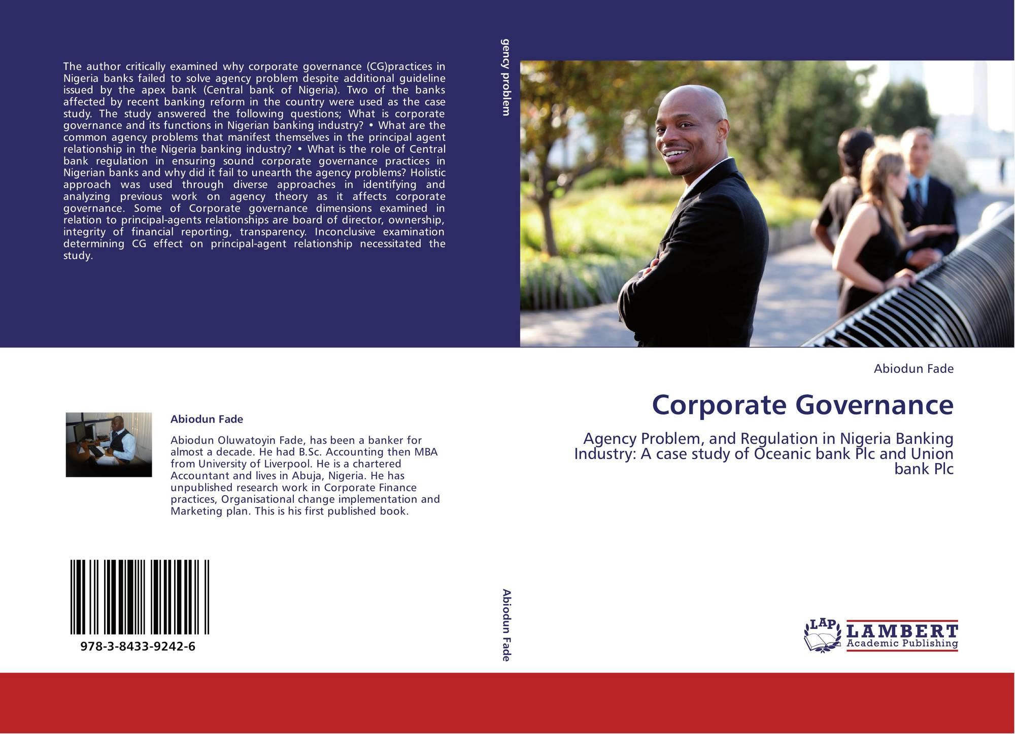 Corporate Governance, 978-3-8433-9242-6, 3843392420