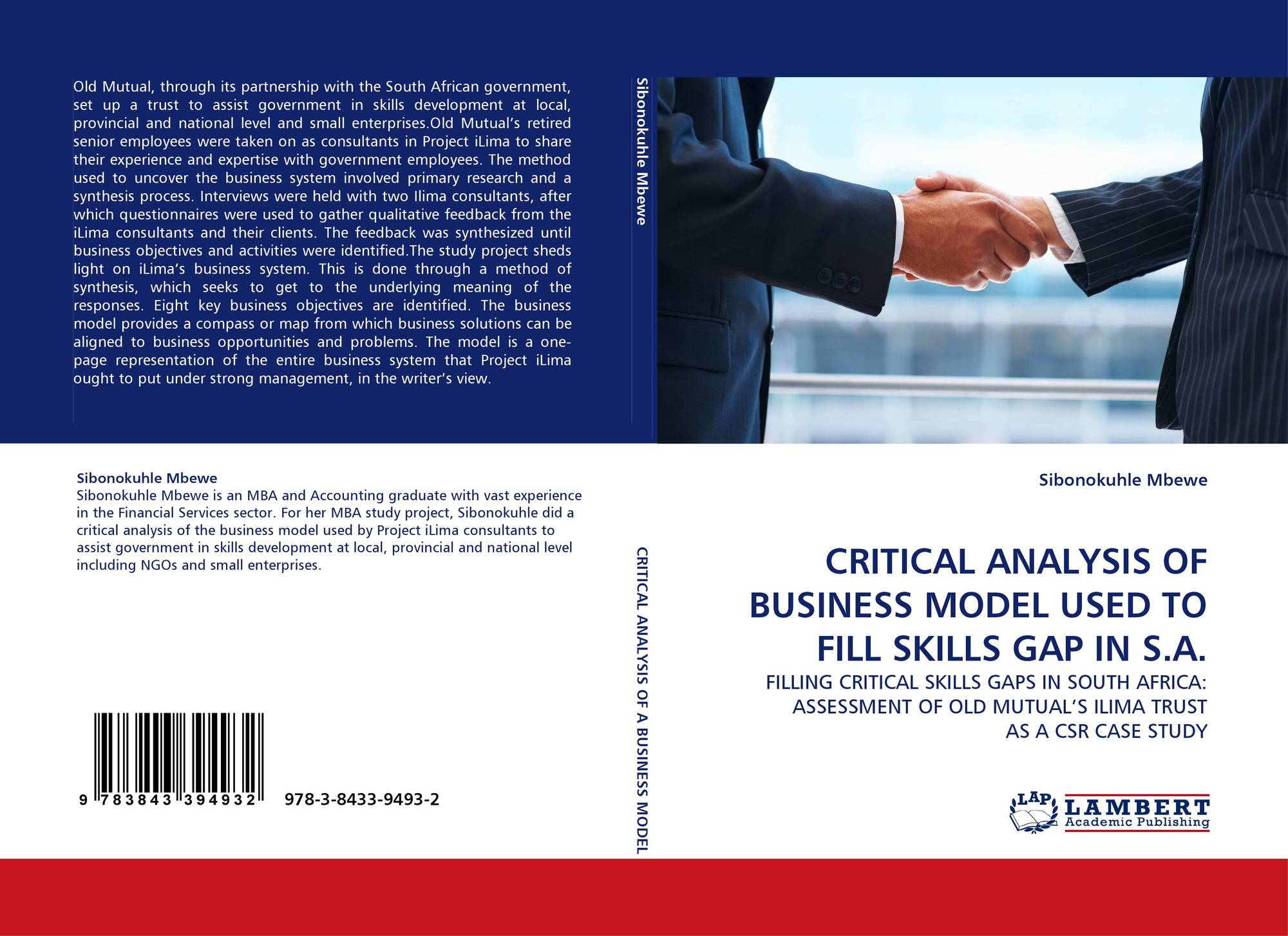 analysis of business model